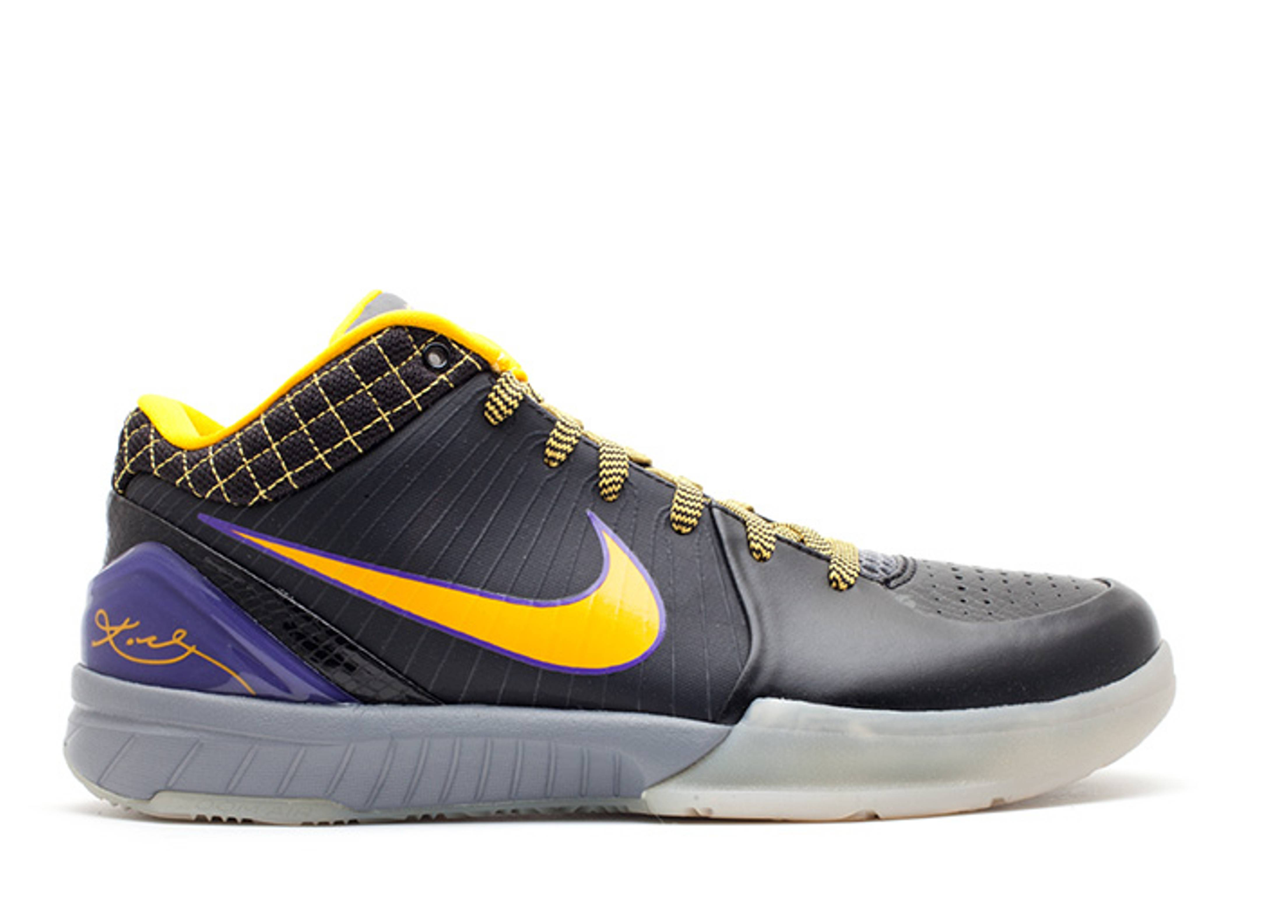 info for 602be 2ad9a nike. zoom kobe 4