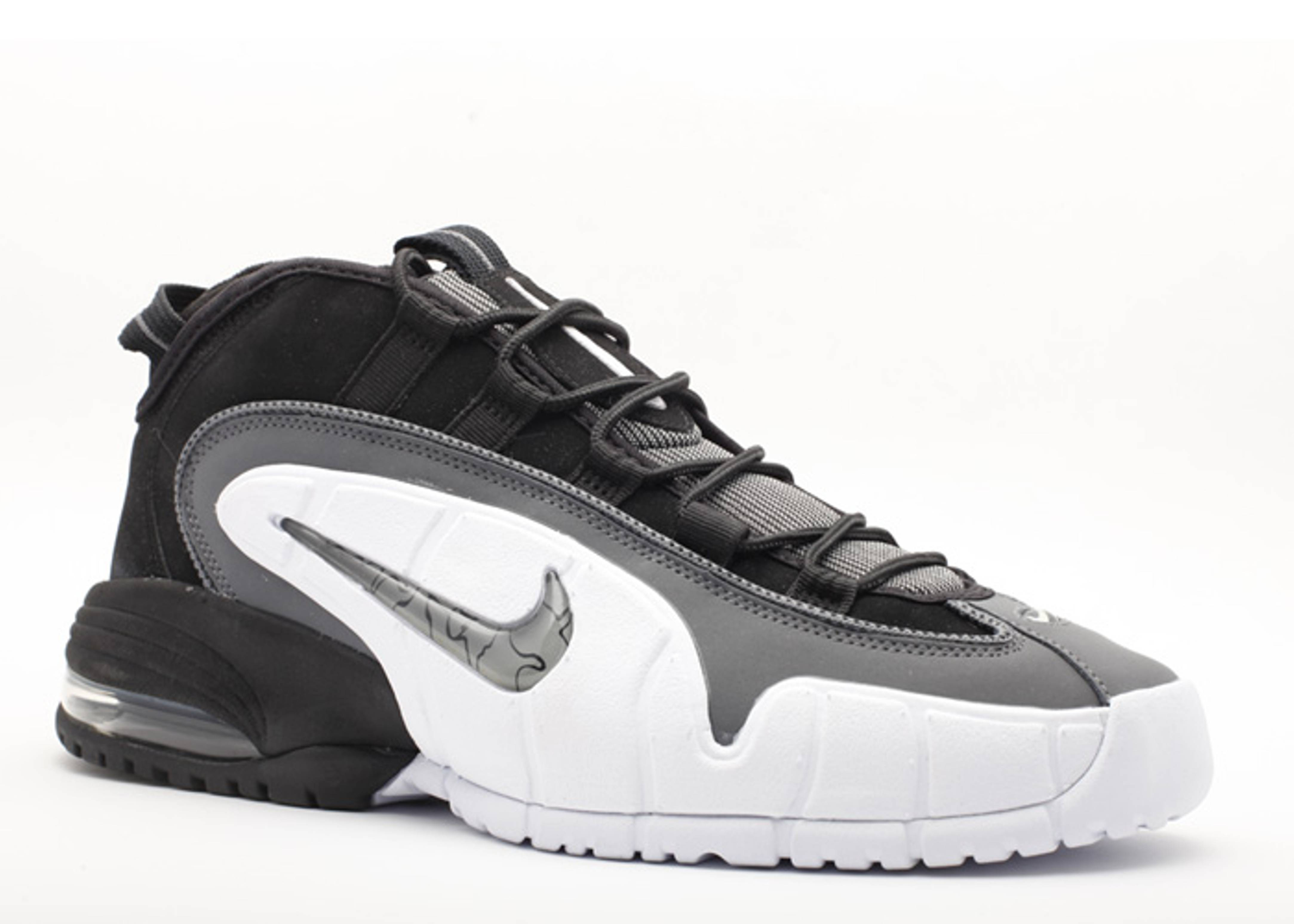 Air Max Penny Nike 311089 004 blackdark grey white