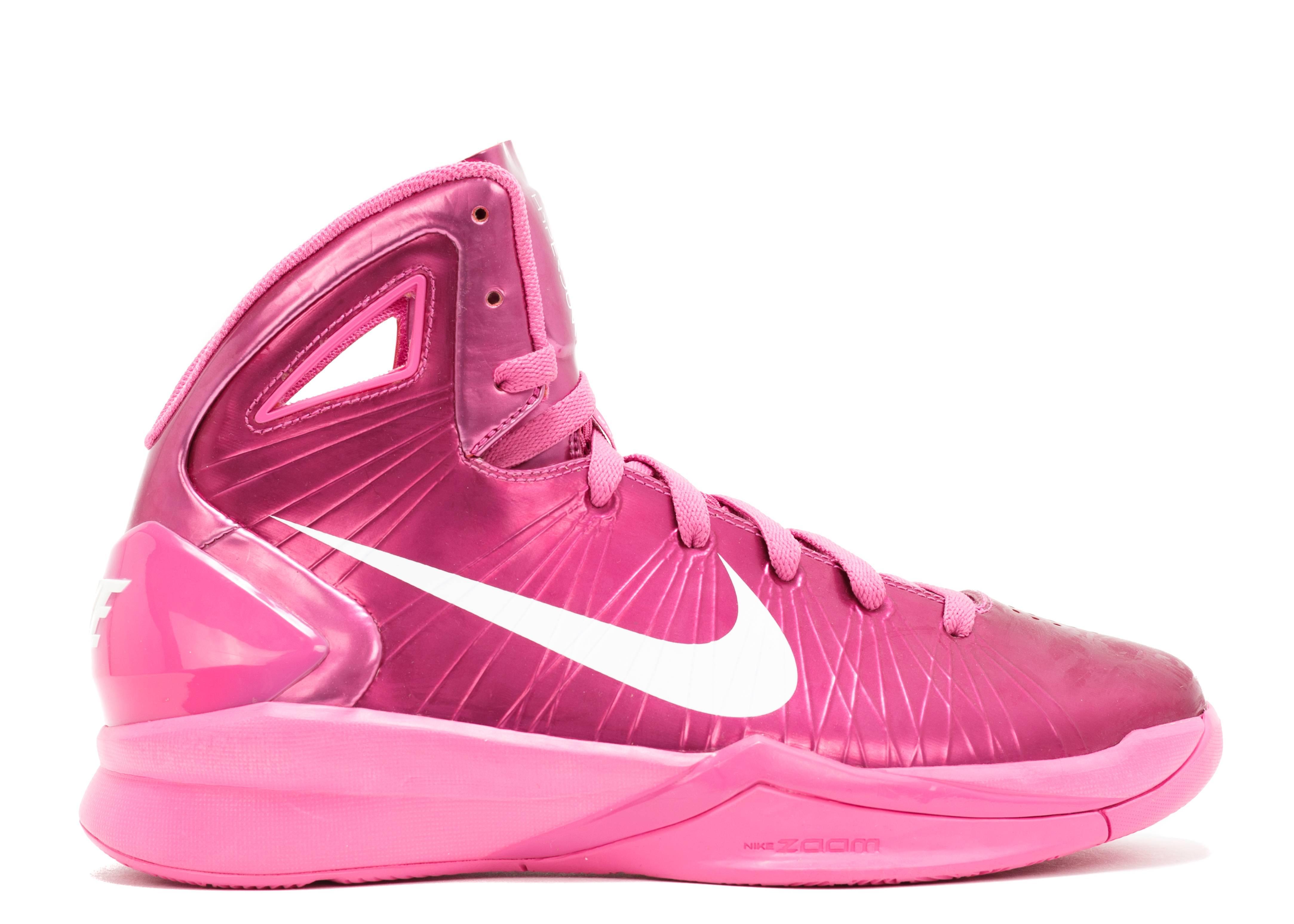 """hyperdunk 2010 """"think pink"""""""