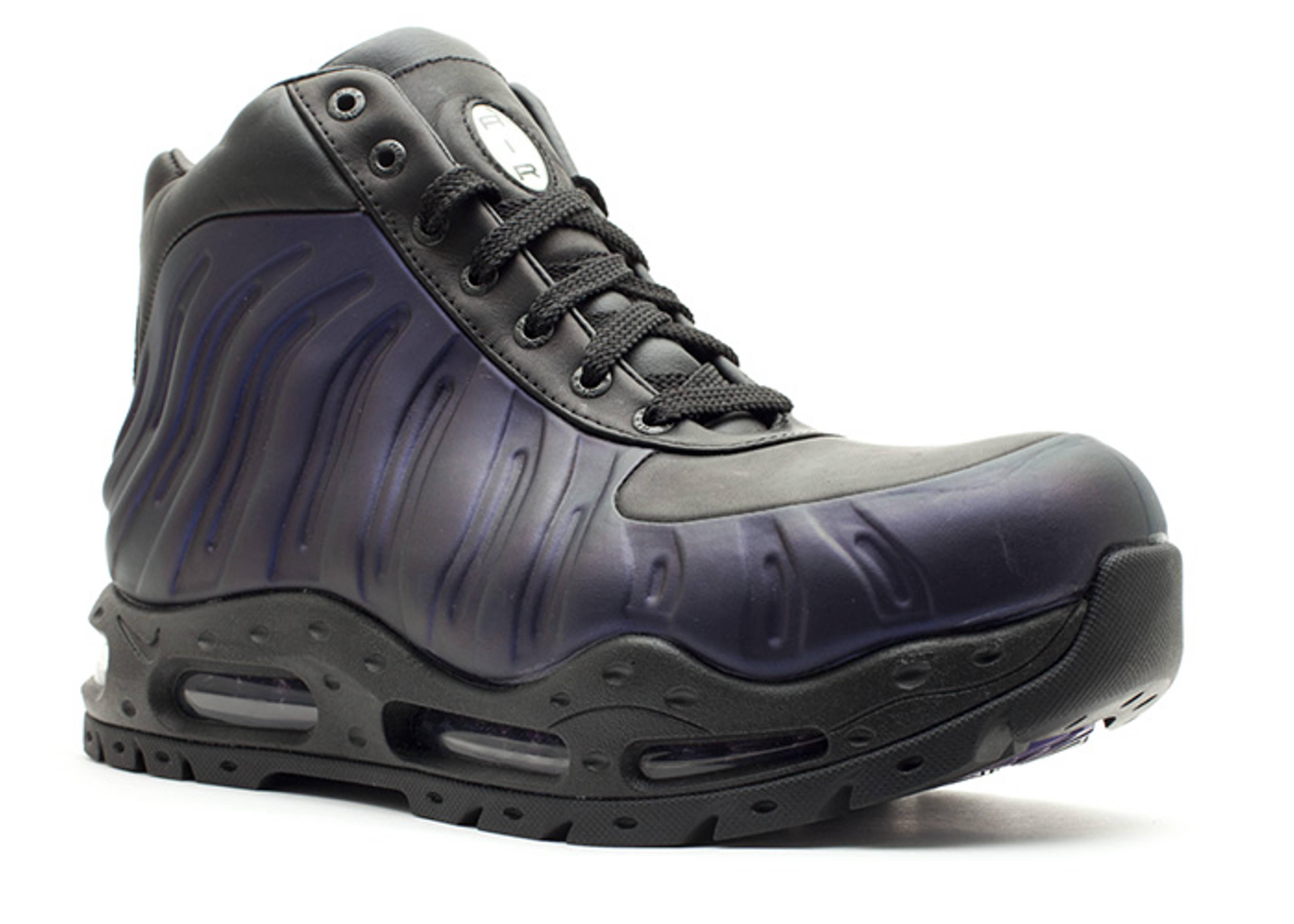 bcd968e041a5 Foamposite Boot - Nike - 333791 504 - black club purple