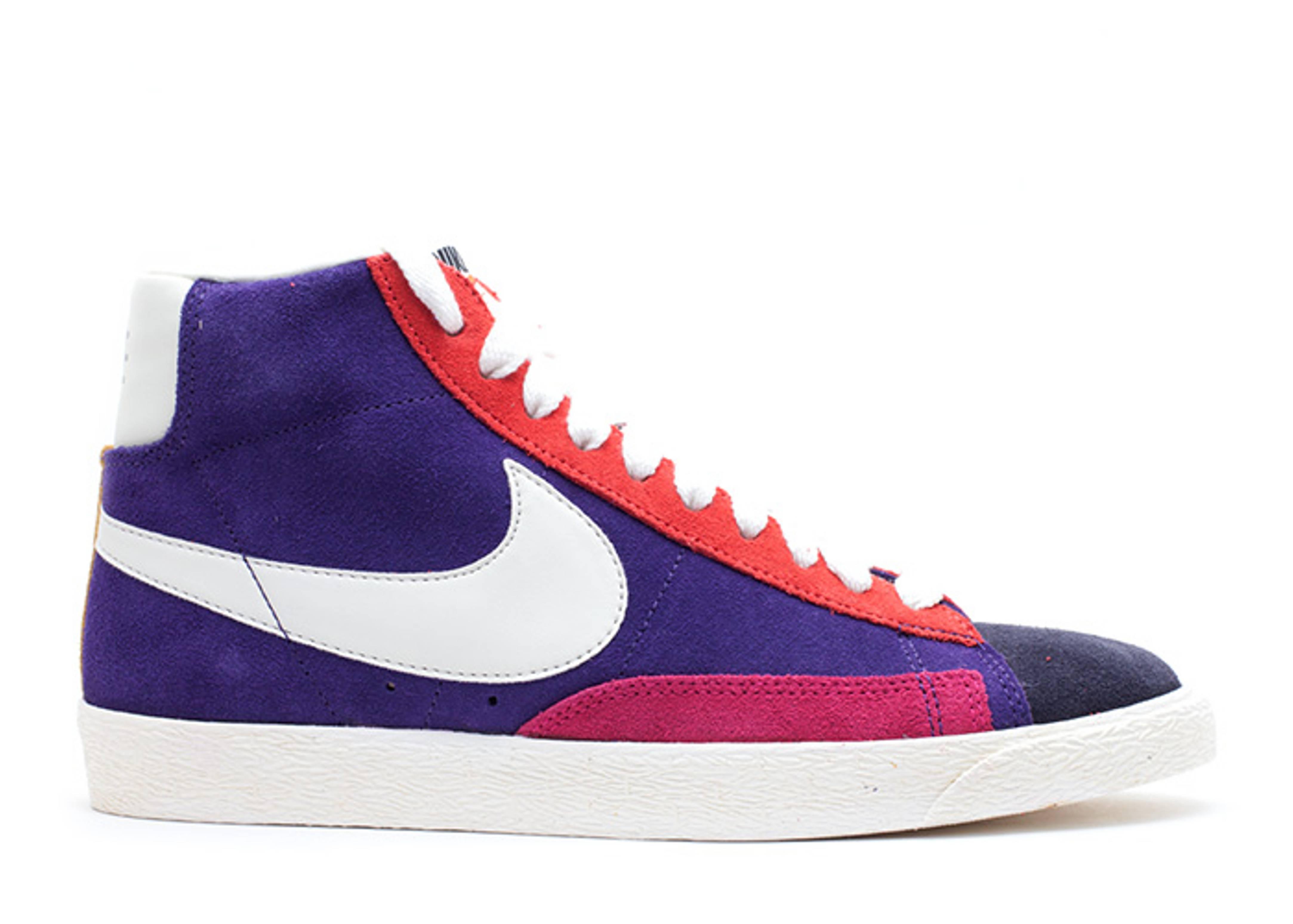 sale retailer 86b6c d5b10 Blazer Hi Suede (vntg) Qs - Nike - 508220 010 - gridiron ...