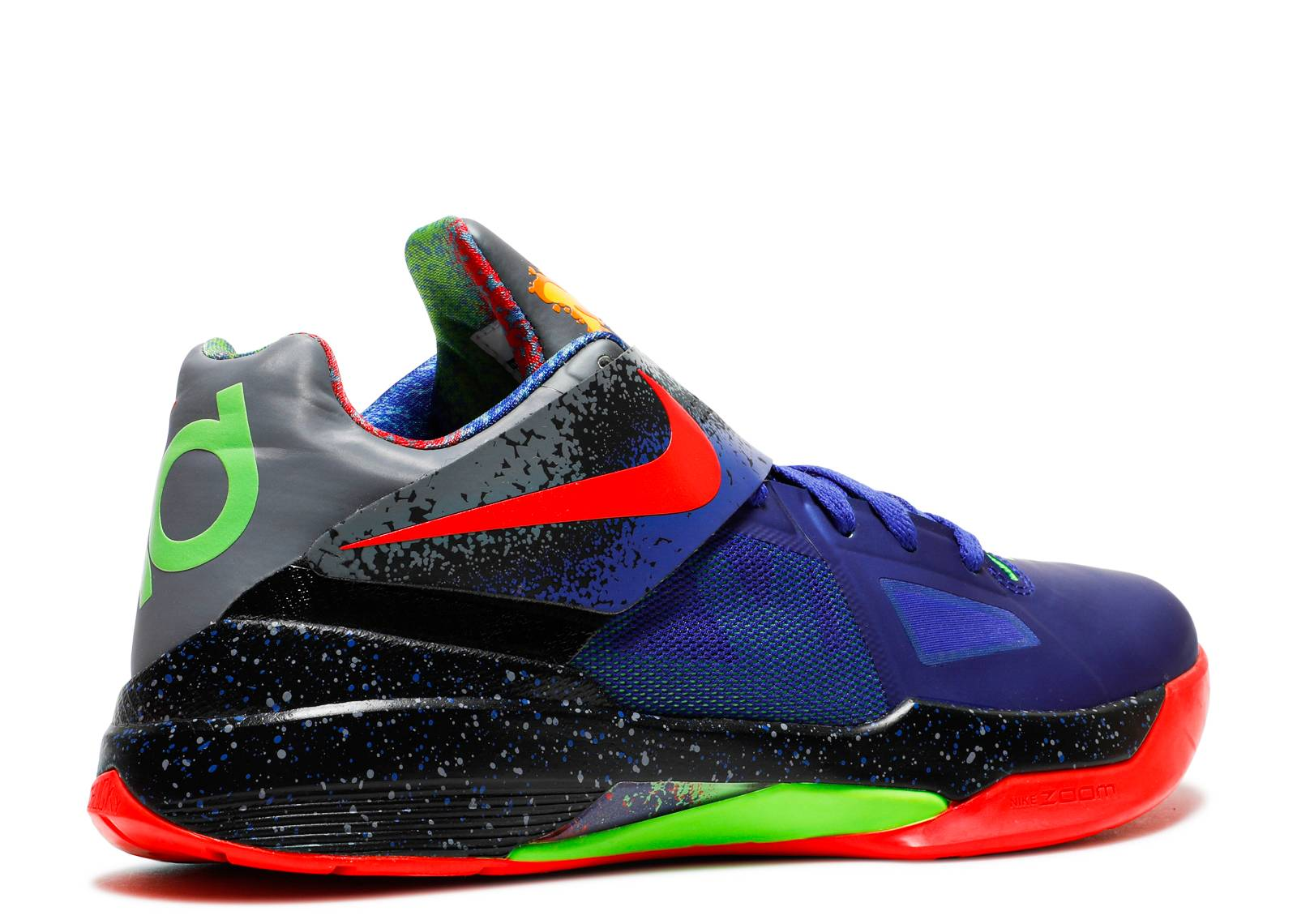 Nike Zoom KD IV 'Nerf' & 'Weatherman' Comparison. 0 /5 January 17, 0 by John Kim. Nike Zoom Kobe VII 'Nerf' Customs By Mache. 0.