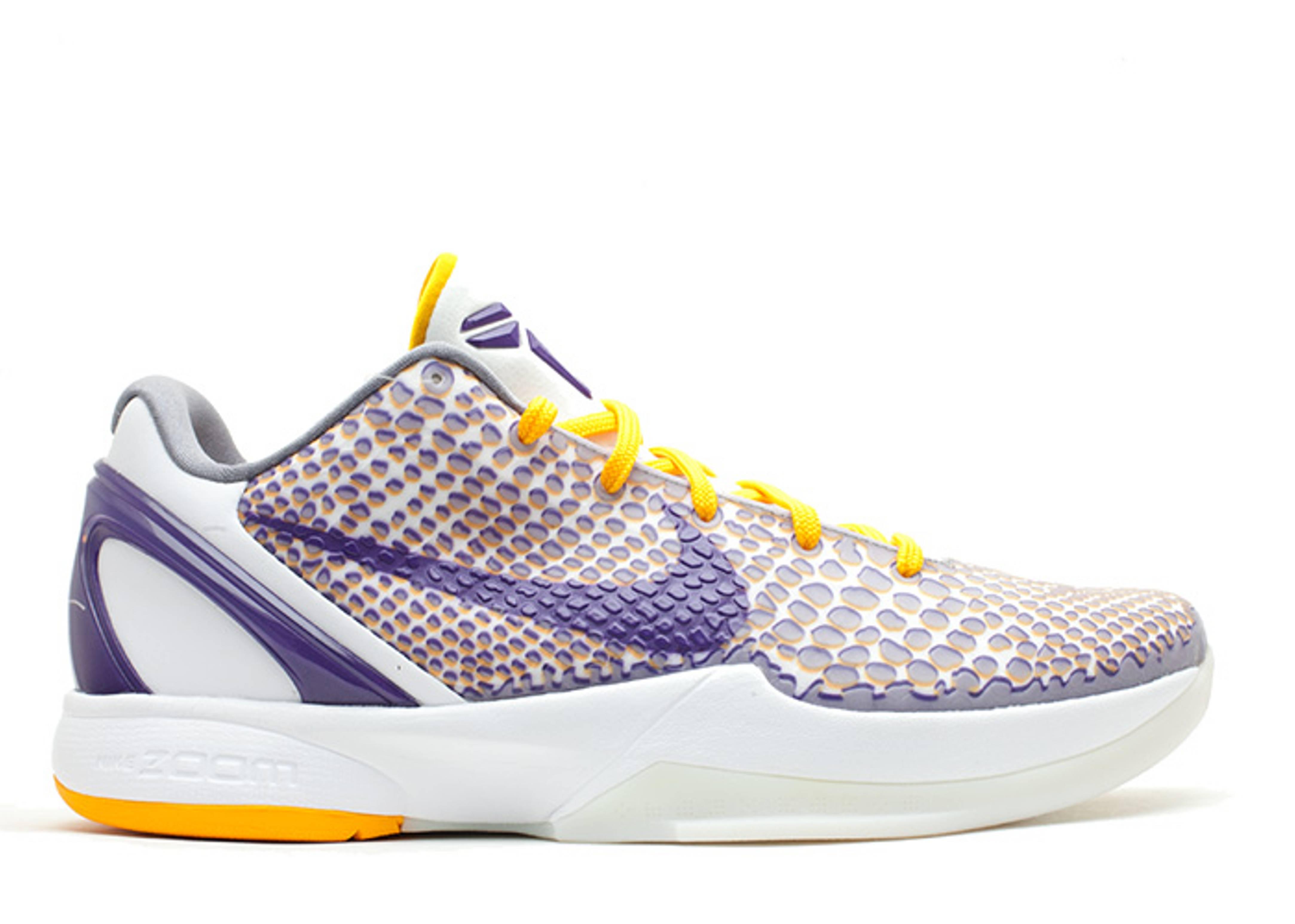 """Zoom Kobe 6 '3D Lakers' """"3D Lakers"""""""