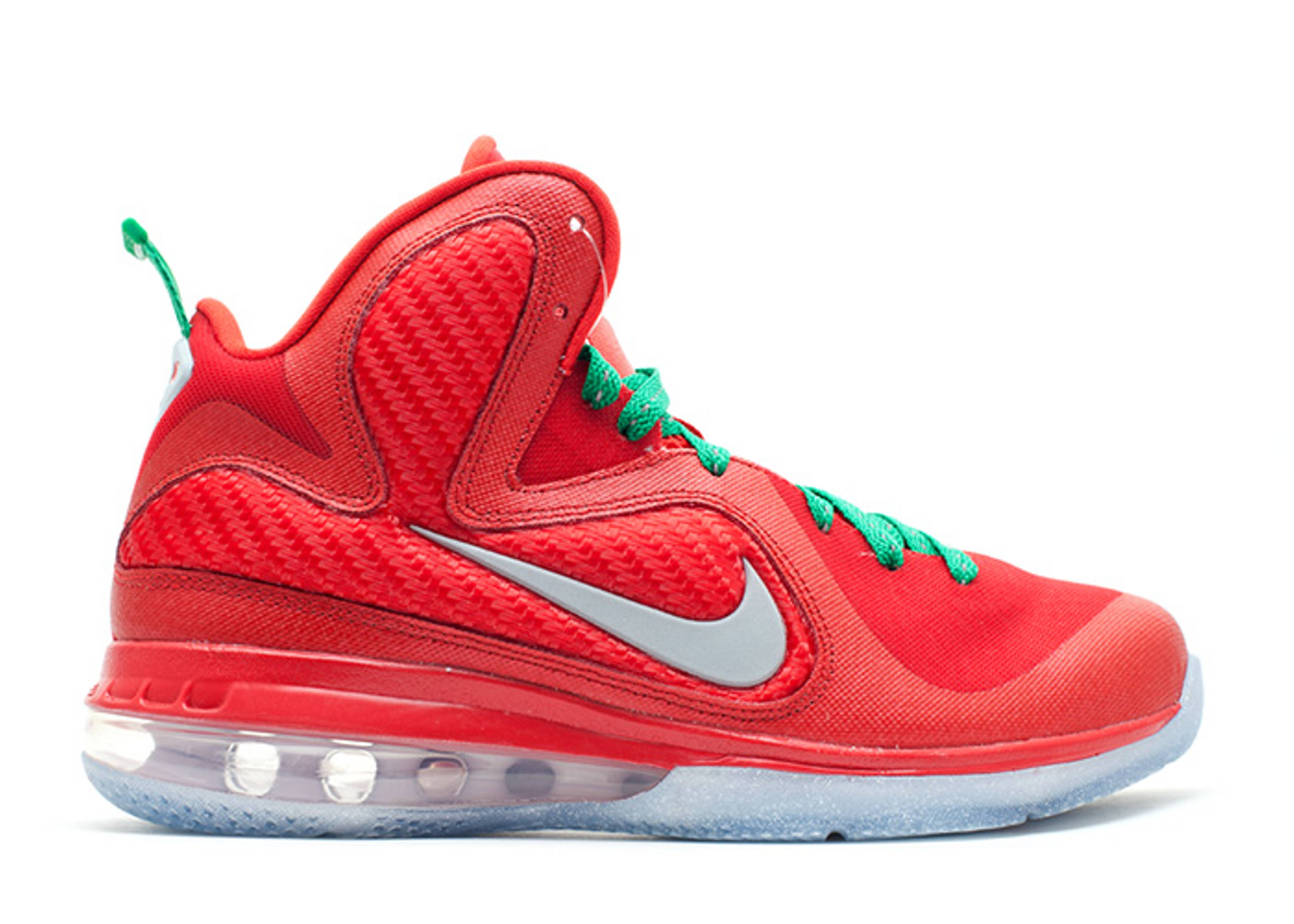 "lebron 9 (gs) ""christmas"""