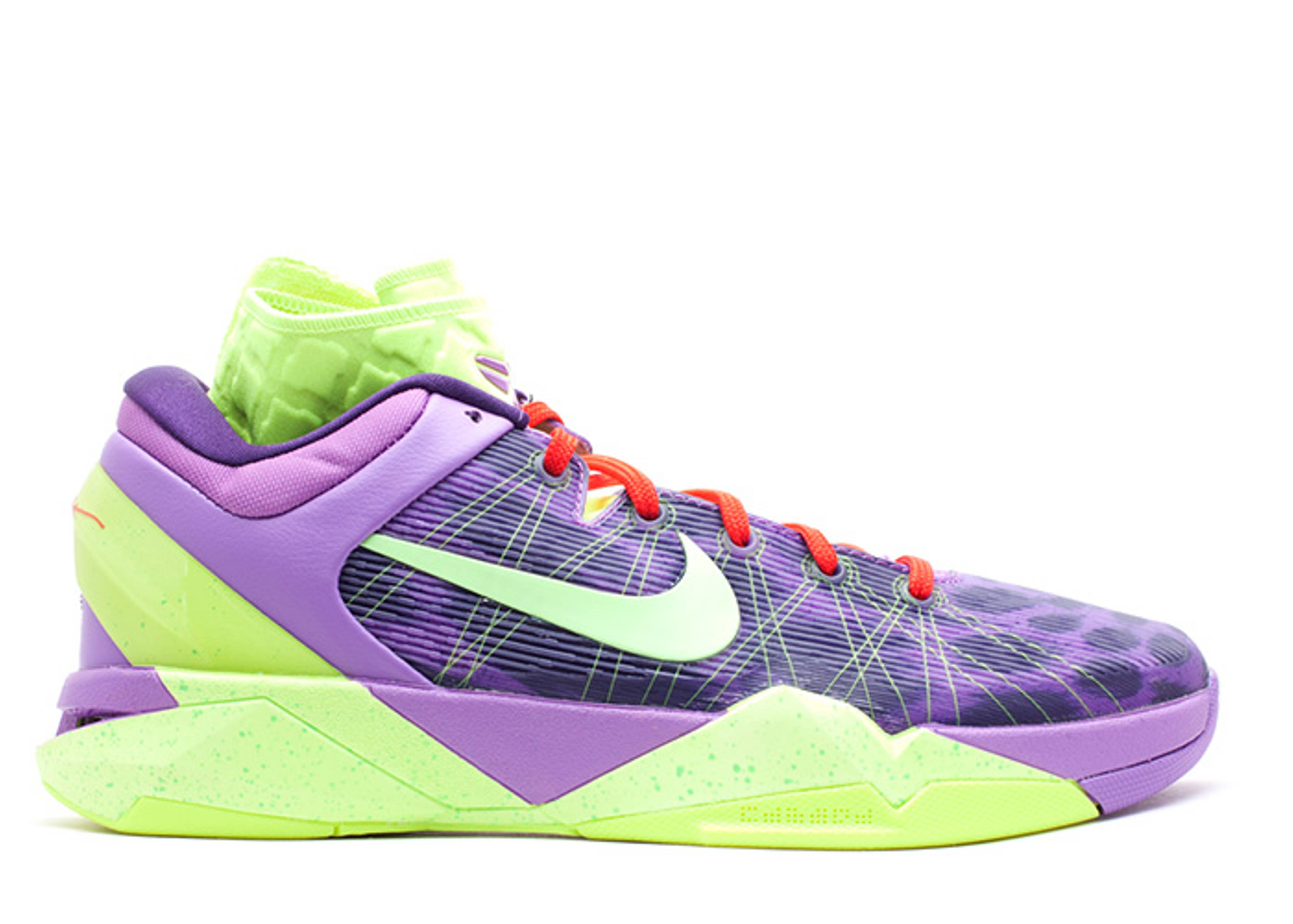 "zoom kobe 7 supreme x ""christmas"""