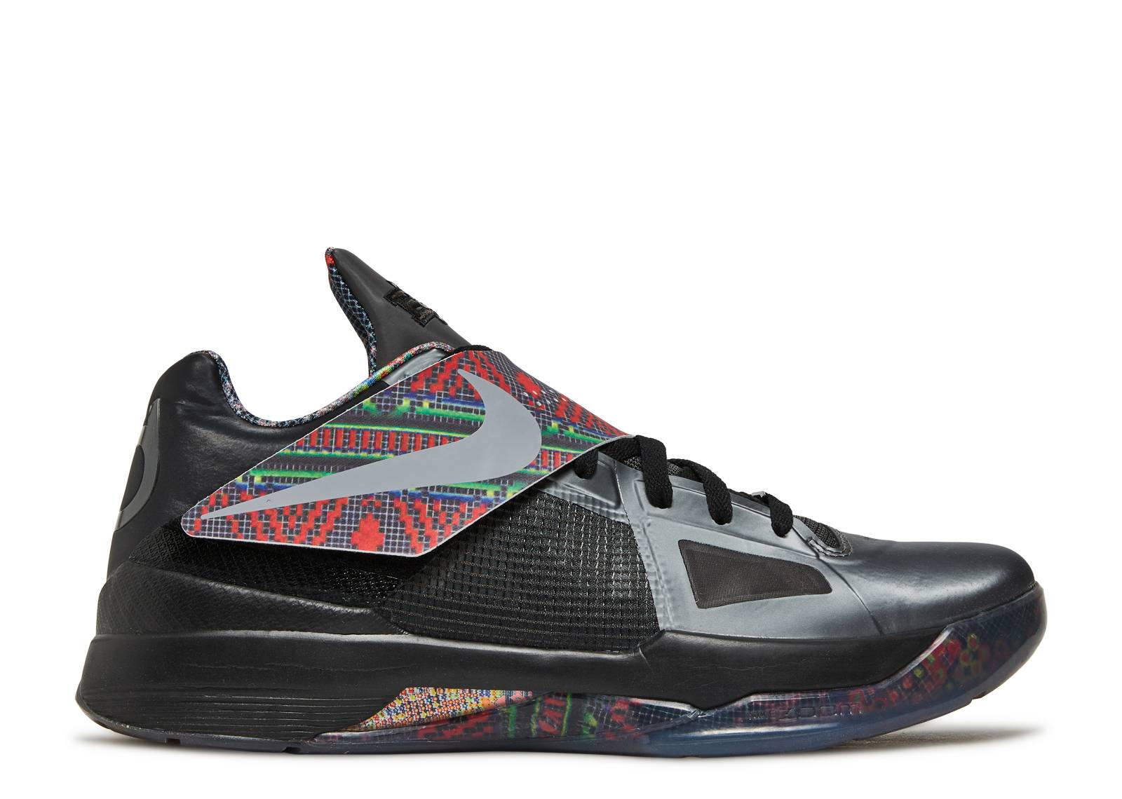 "zoom kd 4 - bhm ""black history month 2012"""