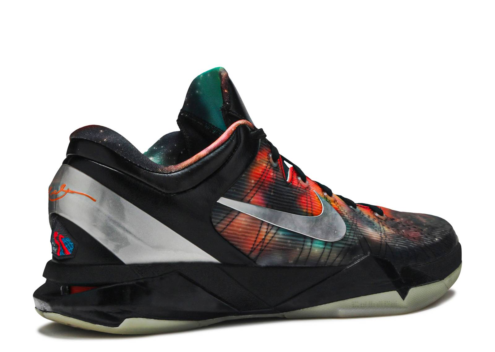Nike Zoom Kobe Vii Space Sale  4630ac22f