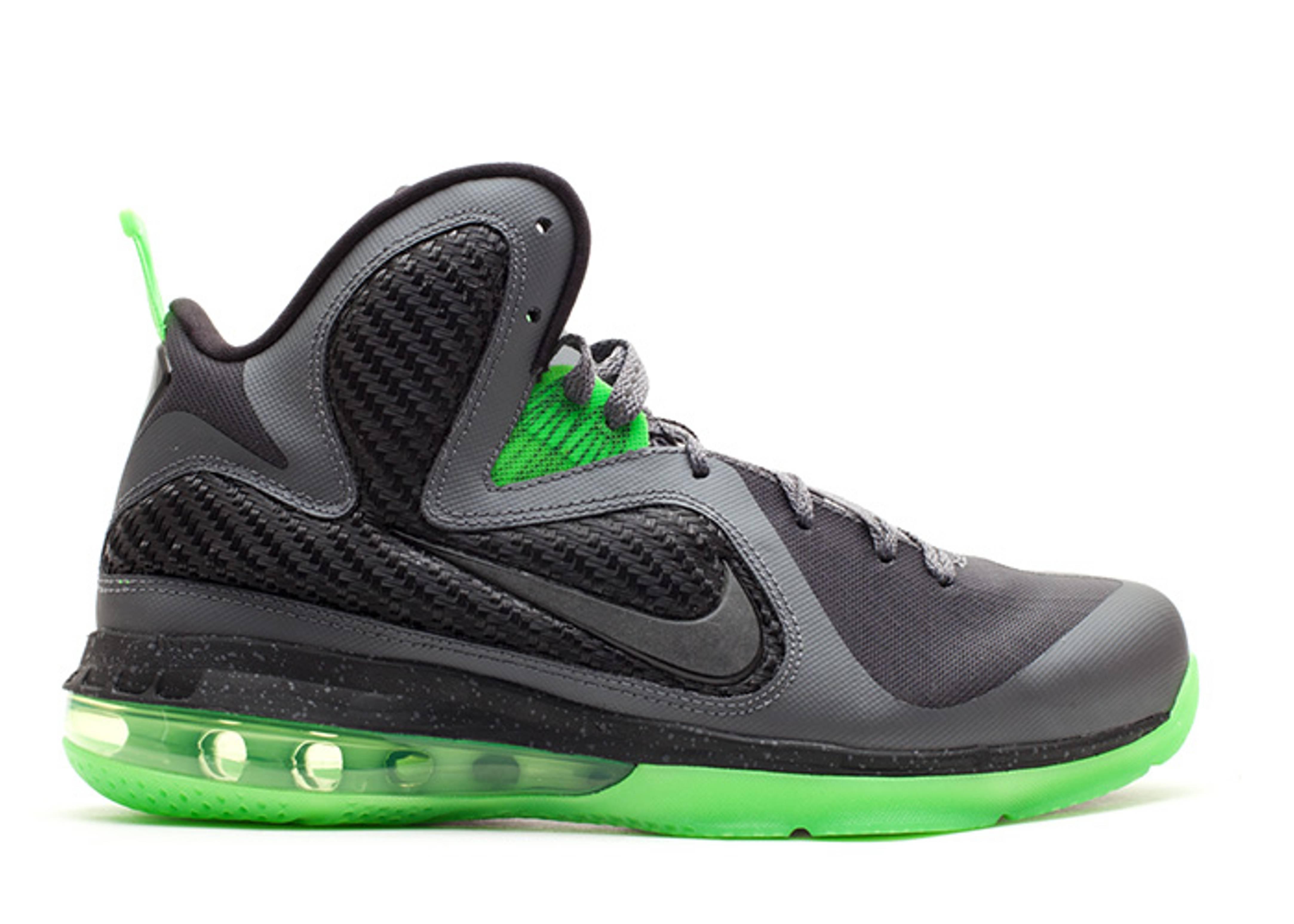 "Lebron 9 (gs) ""dunkman"" - Nike - 472664 003 - dark grey ..."