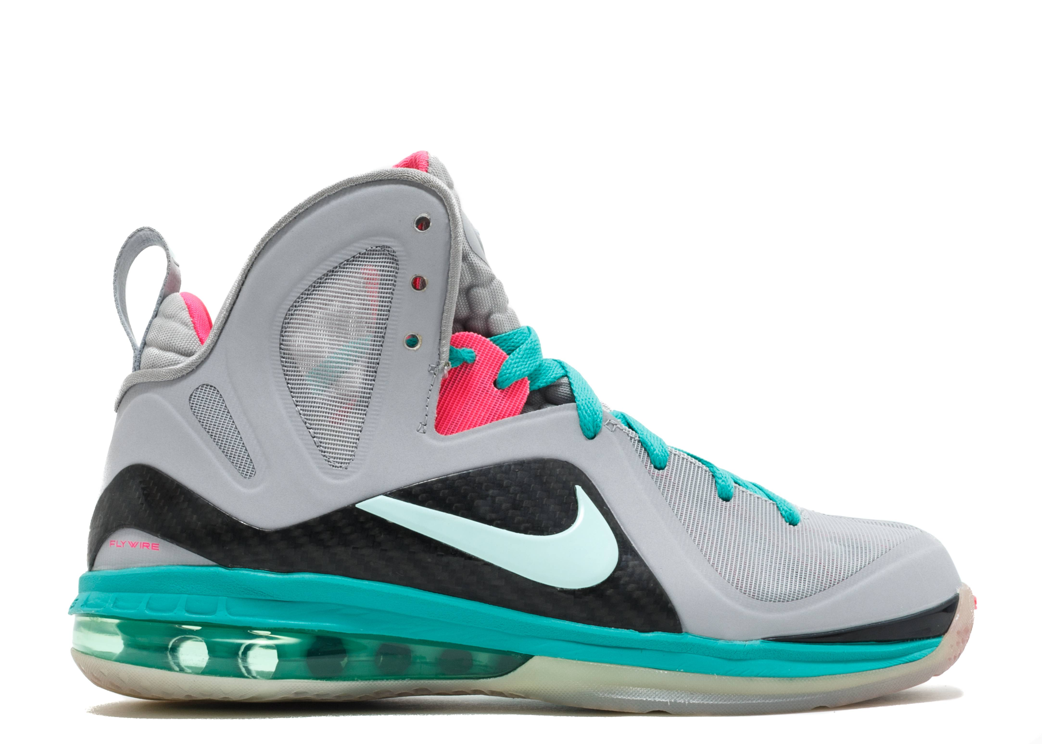 "lebron 9 p.s. elite ""south beach"""