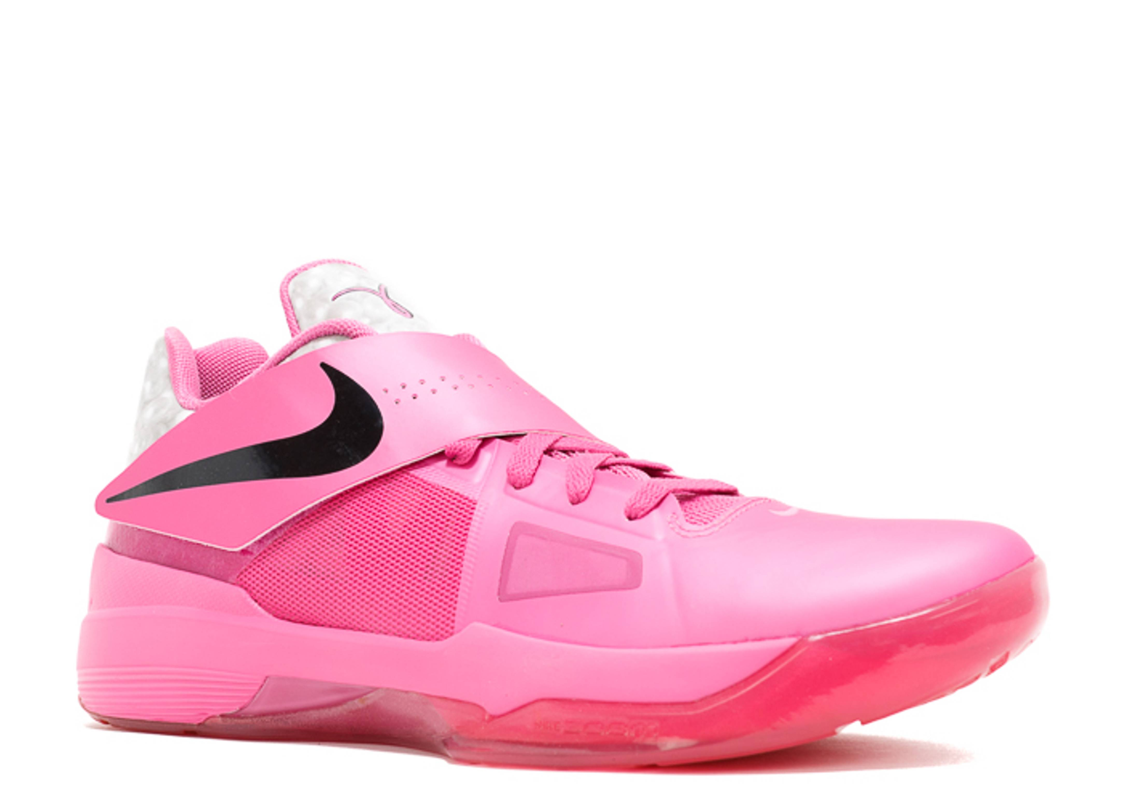 zoom kd 4 quotaunt pearl think pinkquot nike 473679 601
