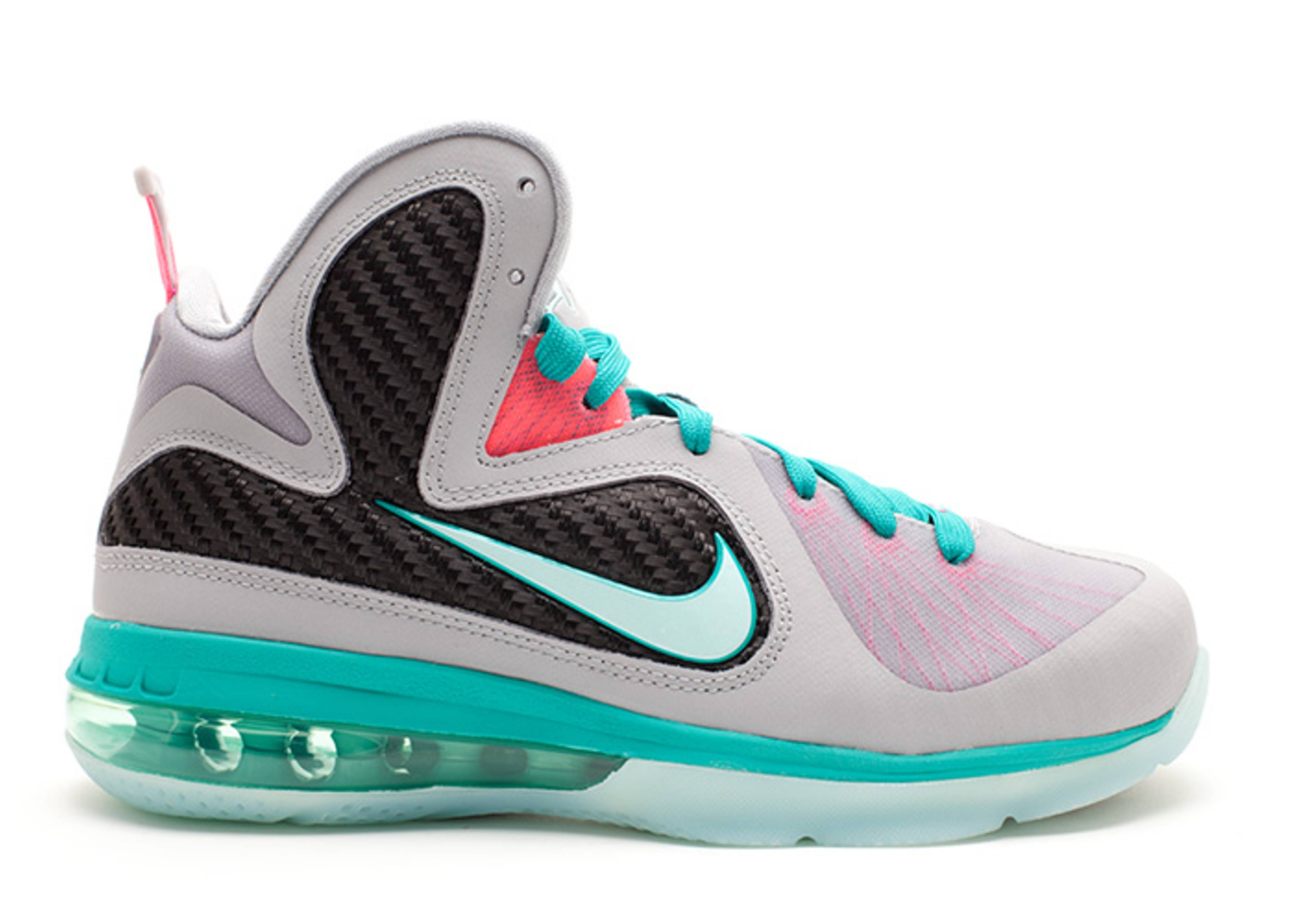 "lebron 9 (gs) ""south beach"""