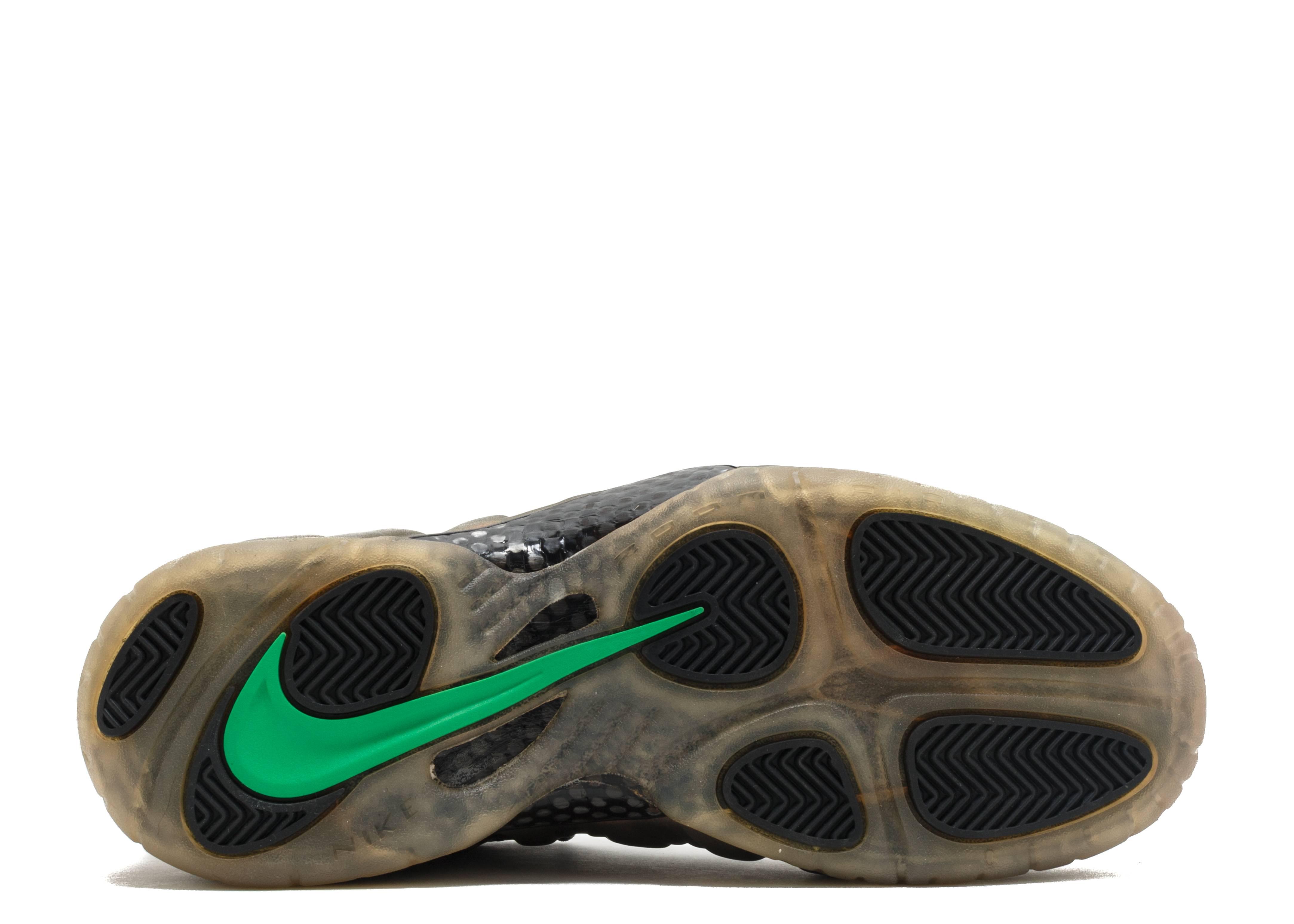 Nike Foamposite Gym Green