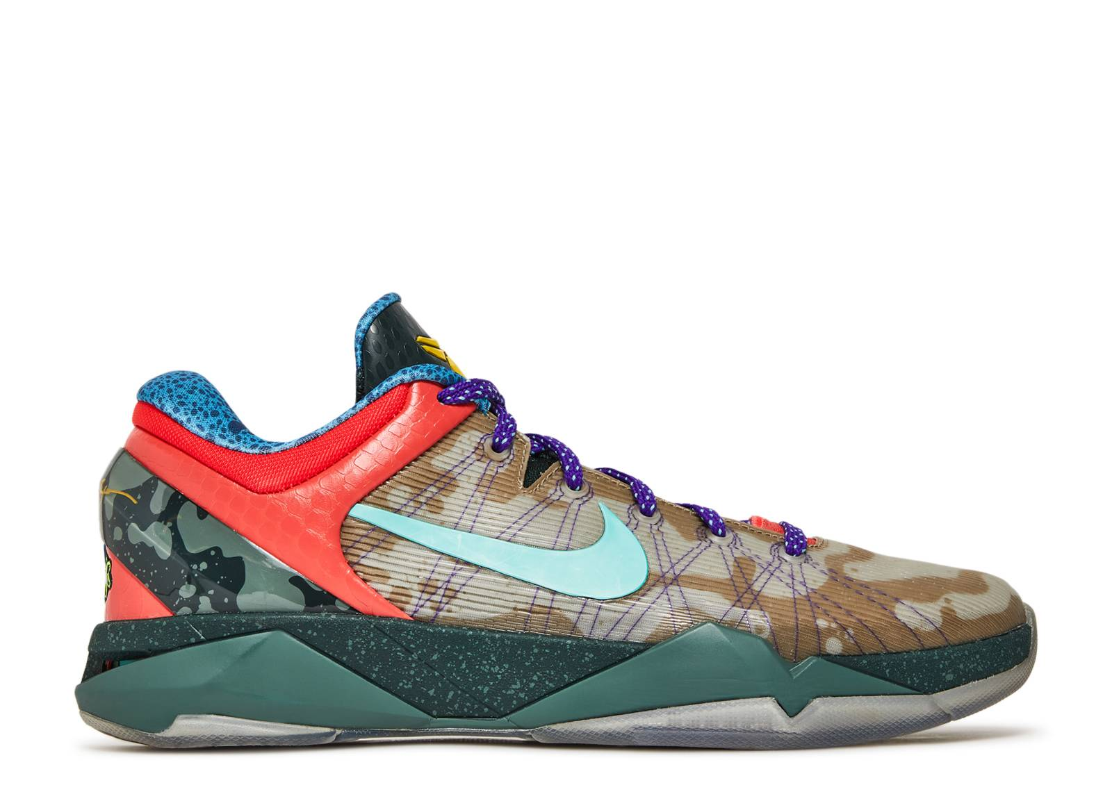 zoom kobe 7 system quotwhat the kobequot nike 488371 200