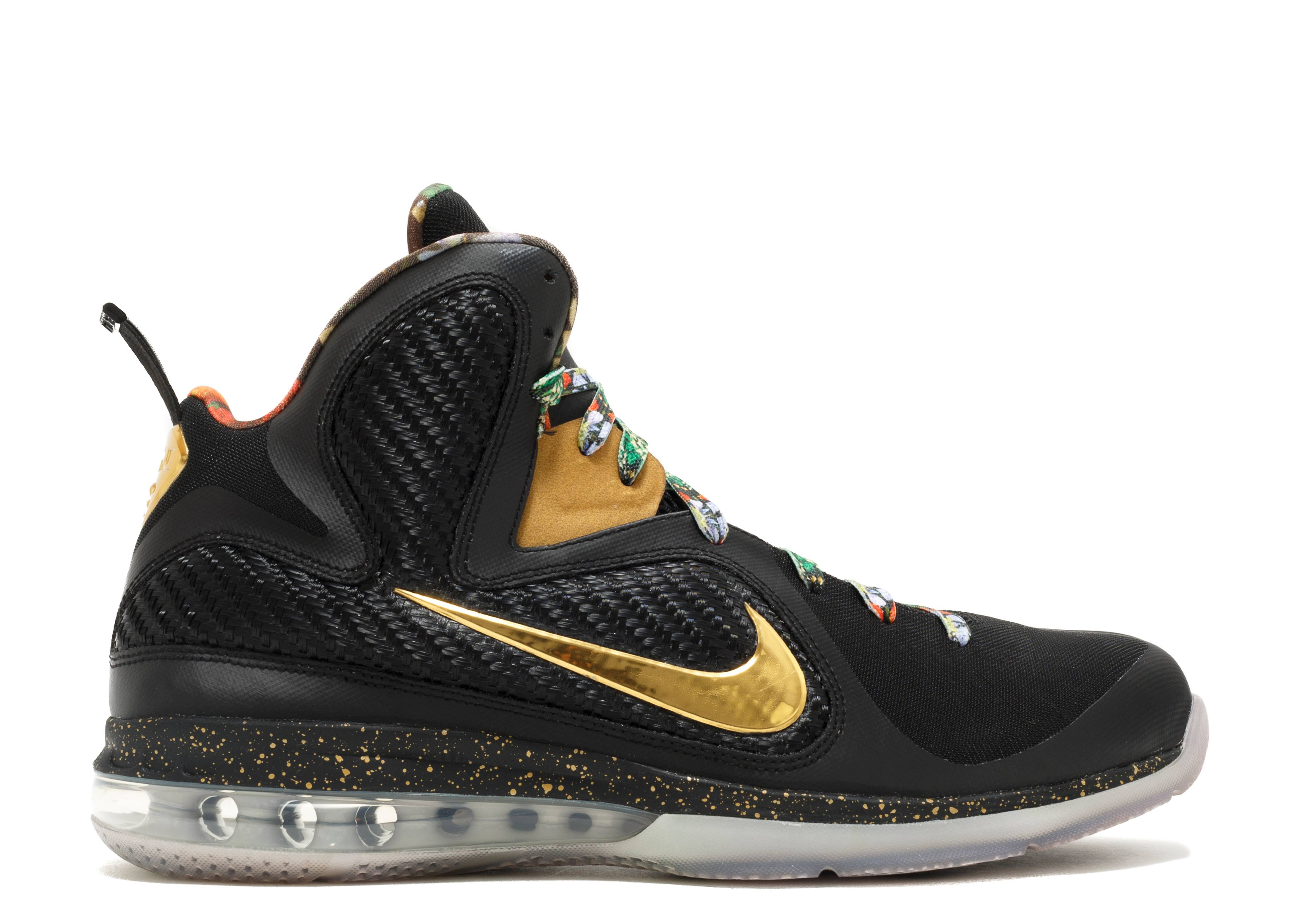 "lebron 9 ""watch the throne"""
