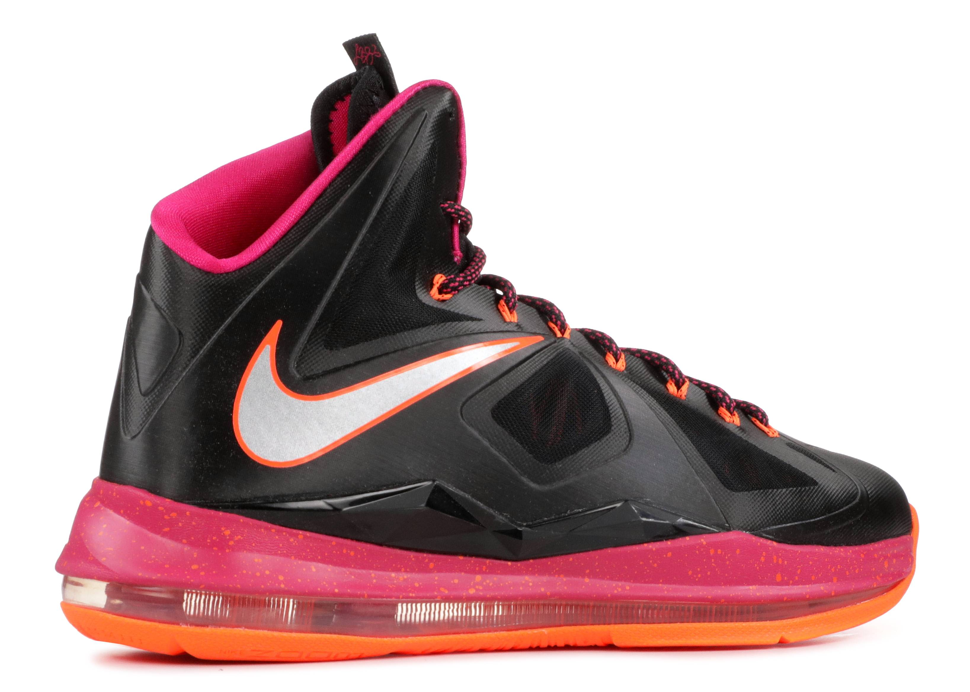 sports shoes 44e96 c9552 Lebron 10