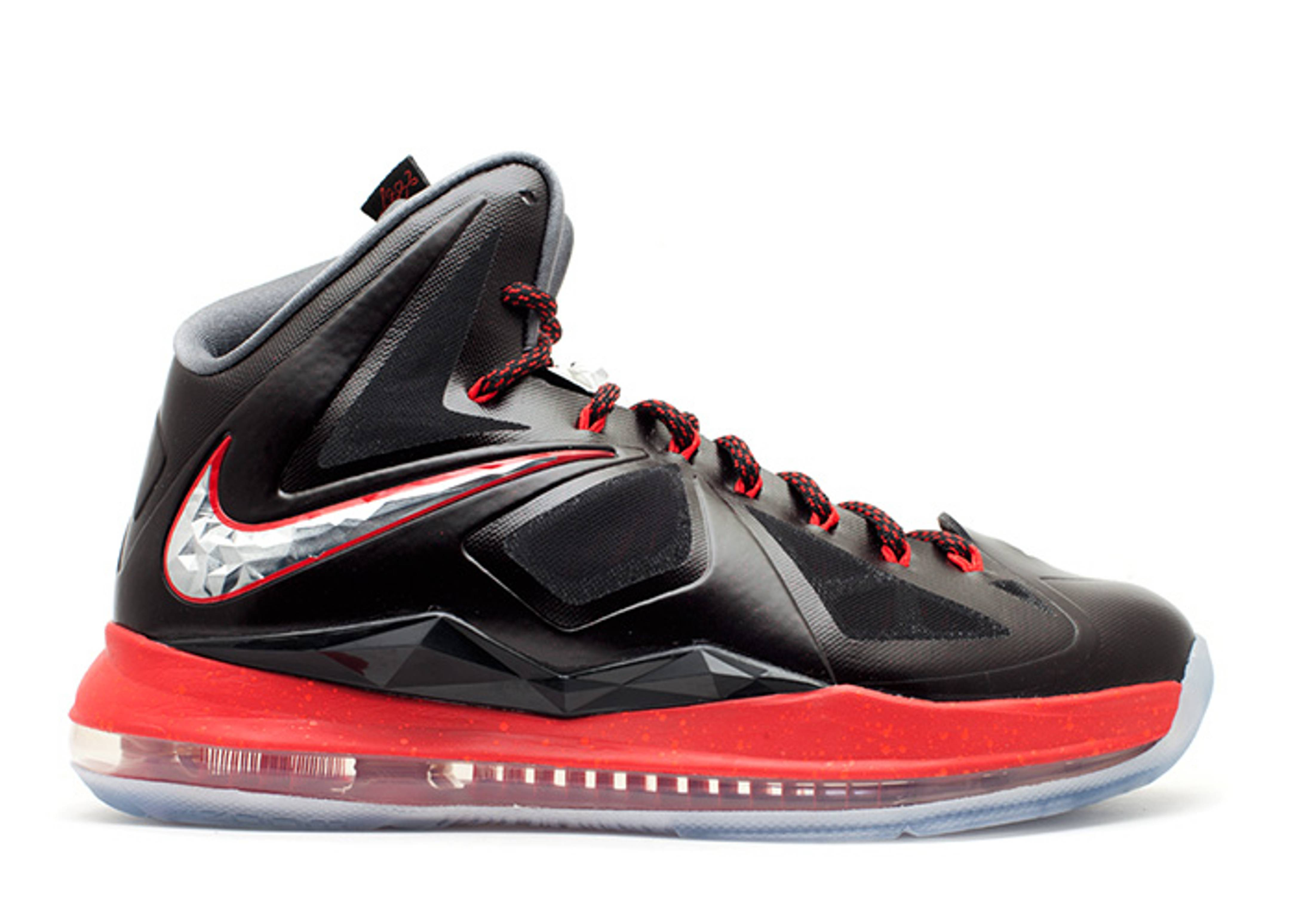 "lebron 10+ sport pack with nike+ basketball ""pressure"""