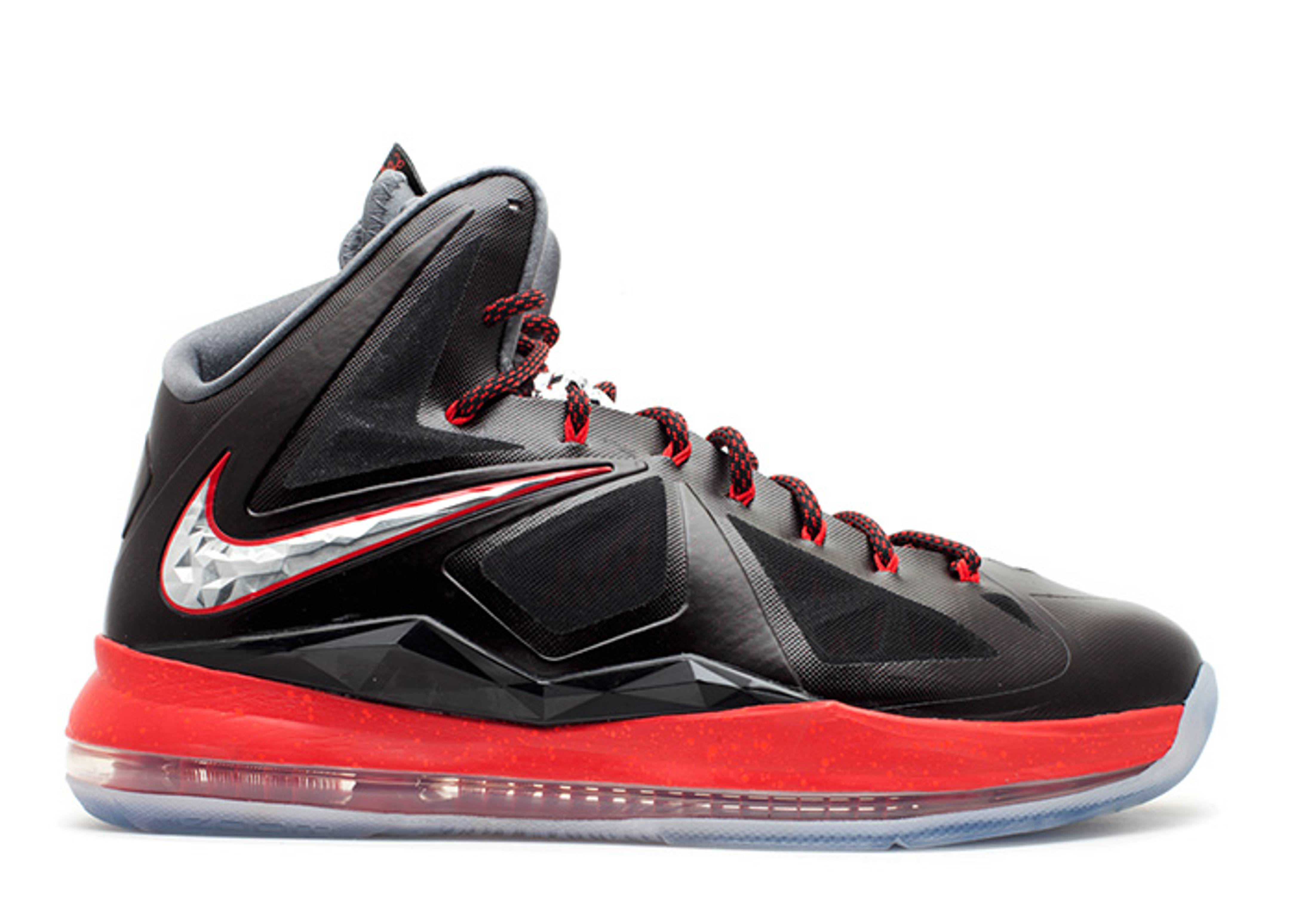 "lebron 10+ ""pressure (without sport pack)"""