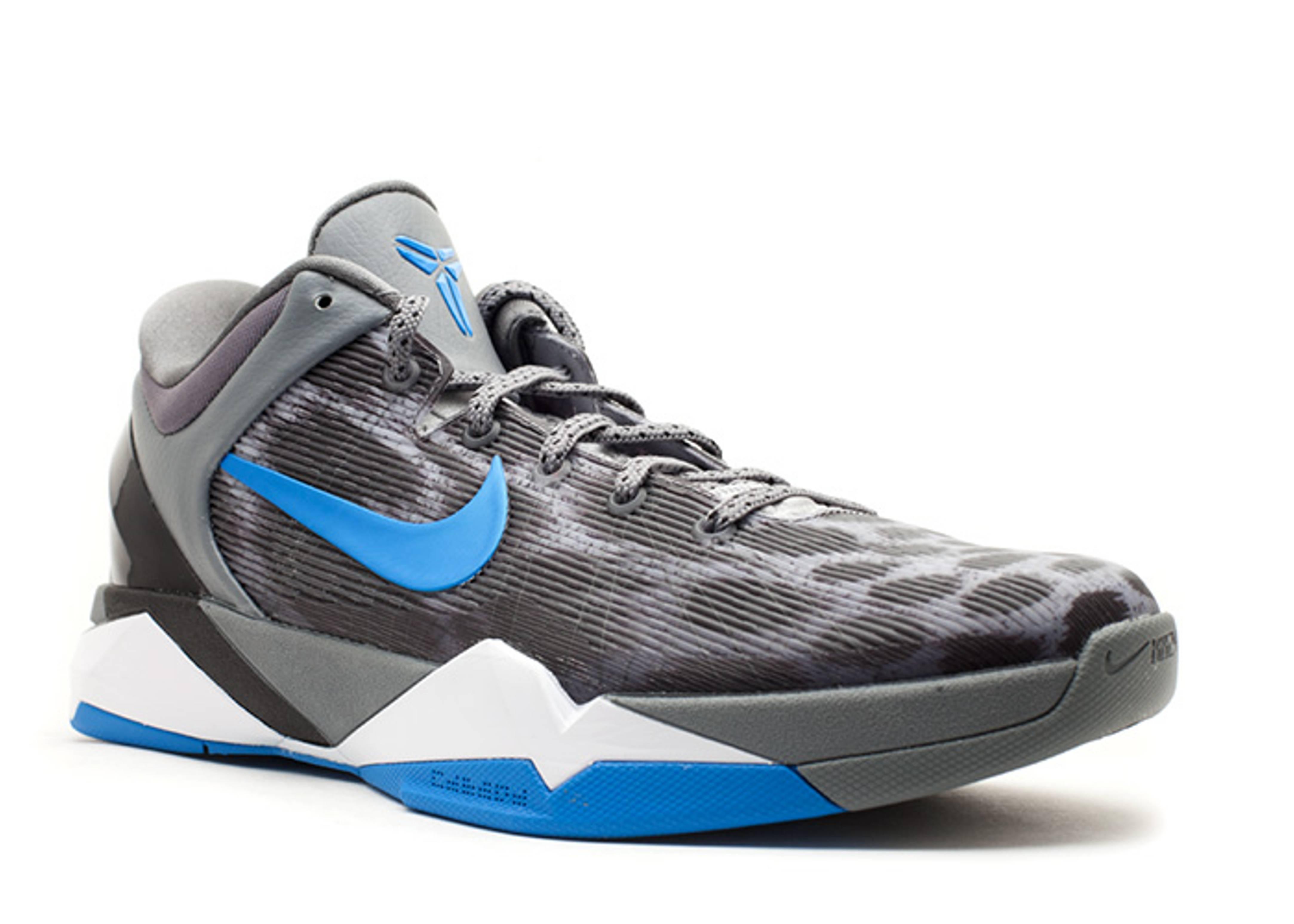 """Zoom Kobe 7 System """"snow Leopard"""" - Nike - 488371 006 ..."""