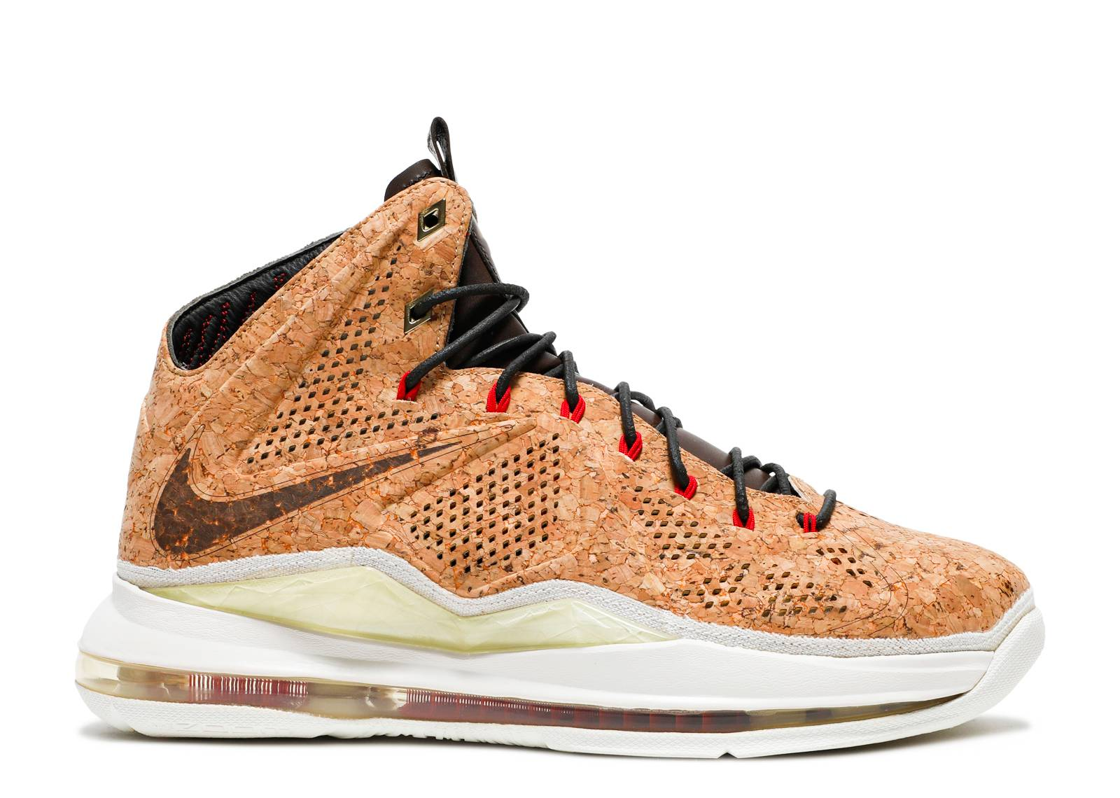 sneakers for cheap 12ad9 a727d lebron 10 ext cork qs