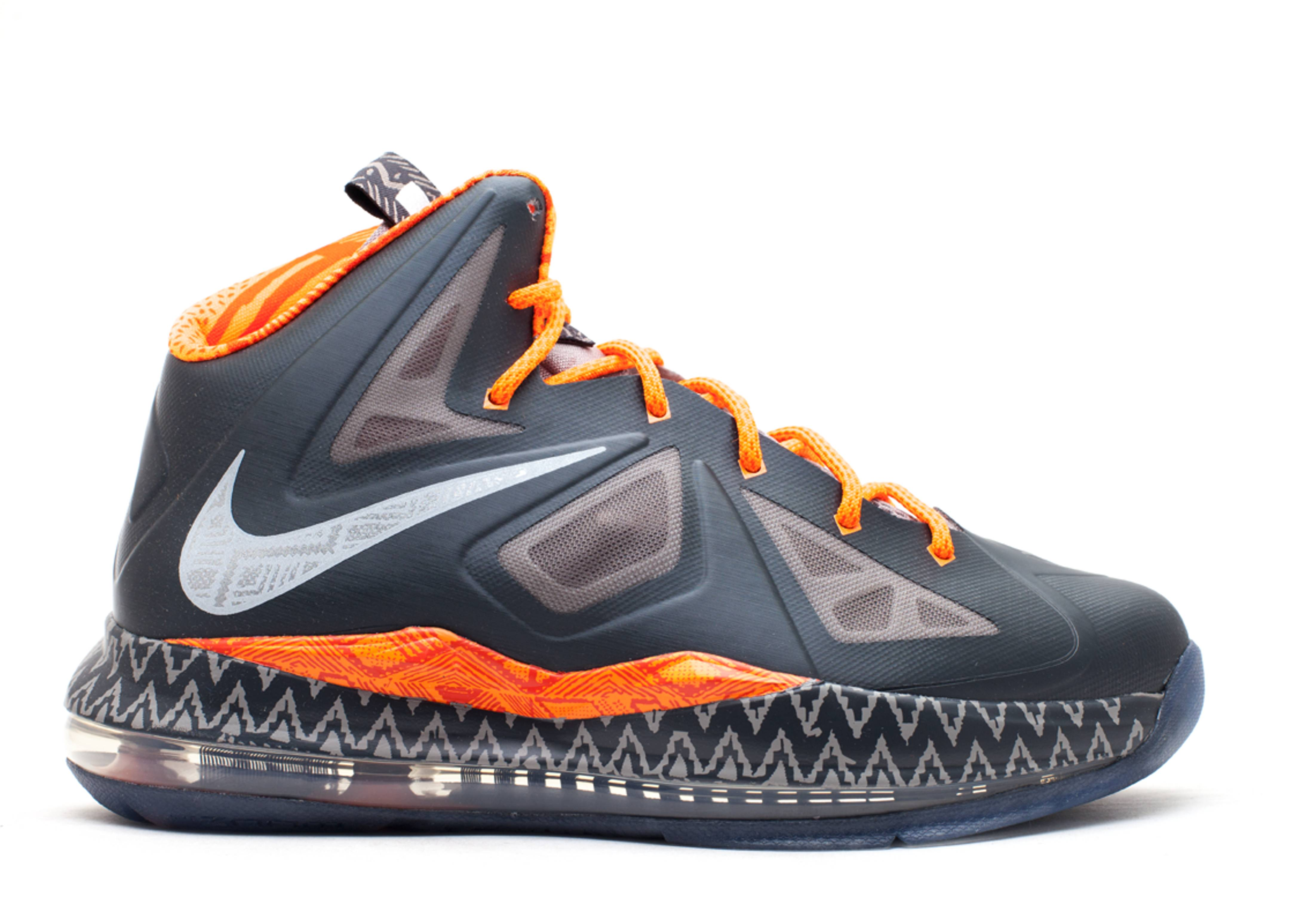"lebron 10 (gs) ""black history month"""