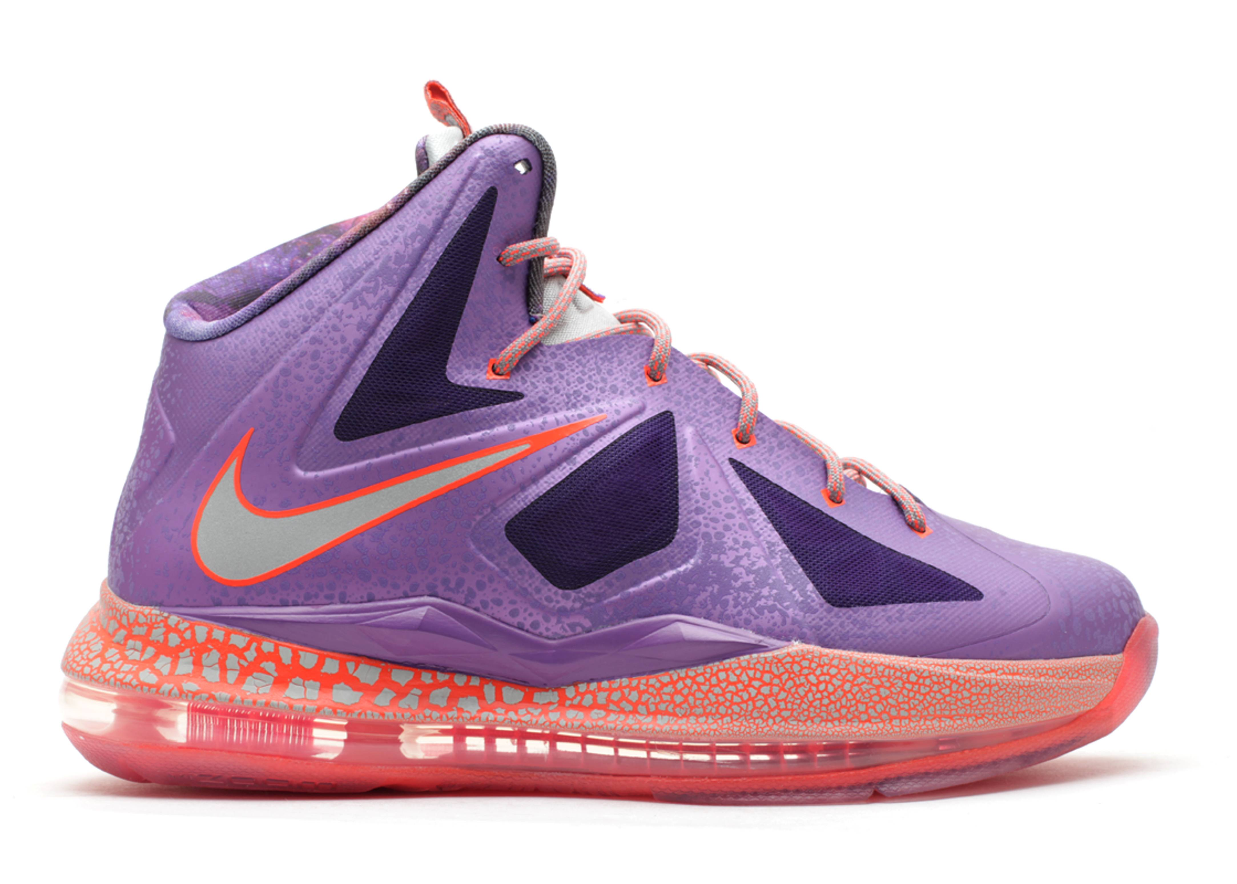 the best attitude f8fc5 975f4 nike. lebron 10 (gs)