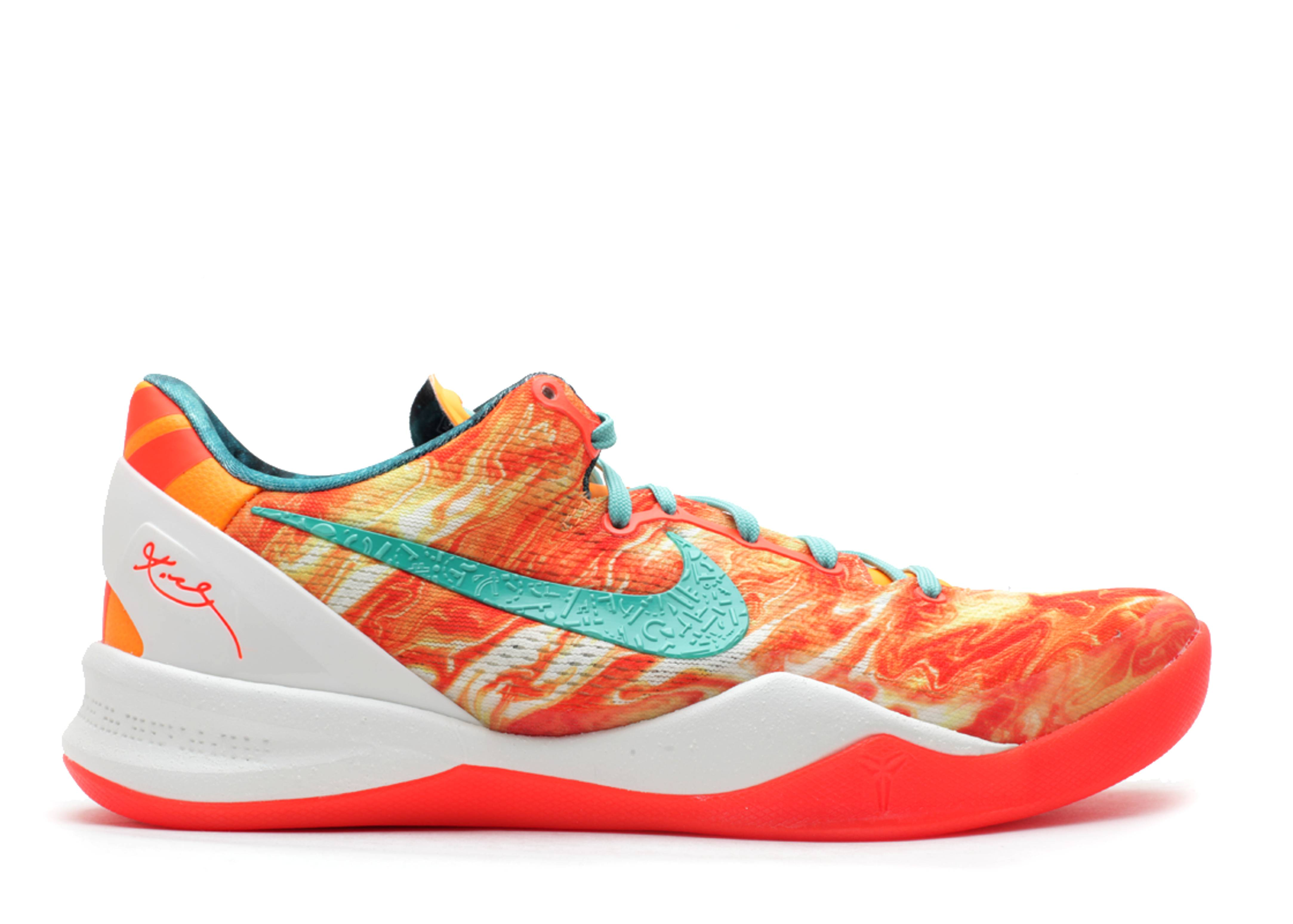 "kobe 8 system+ sp pk as ""extraterrestrial w/ sport pack"""