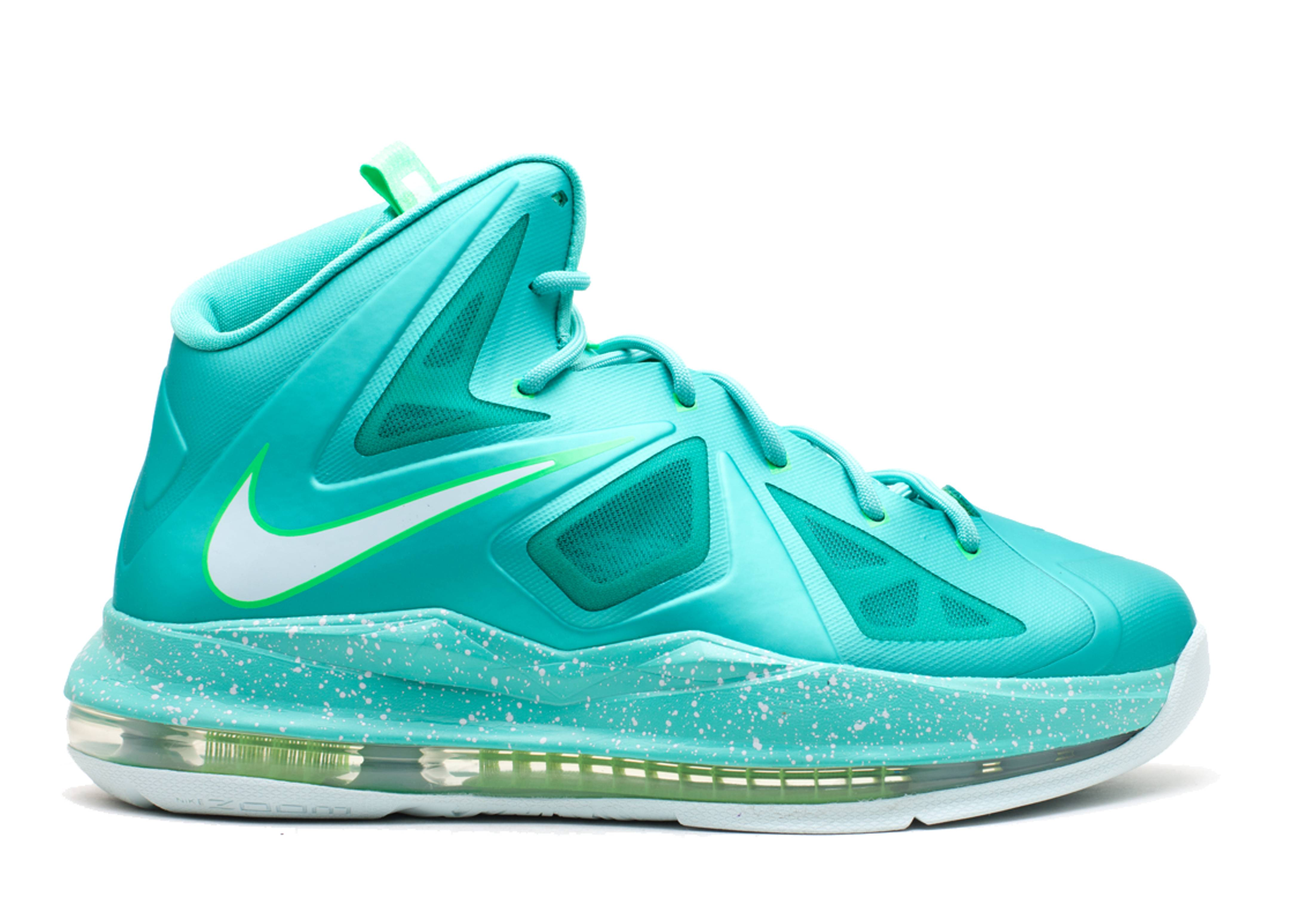 """lebron 10 (gs) """"easter"""""""