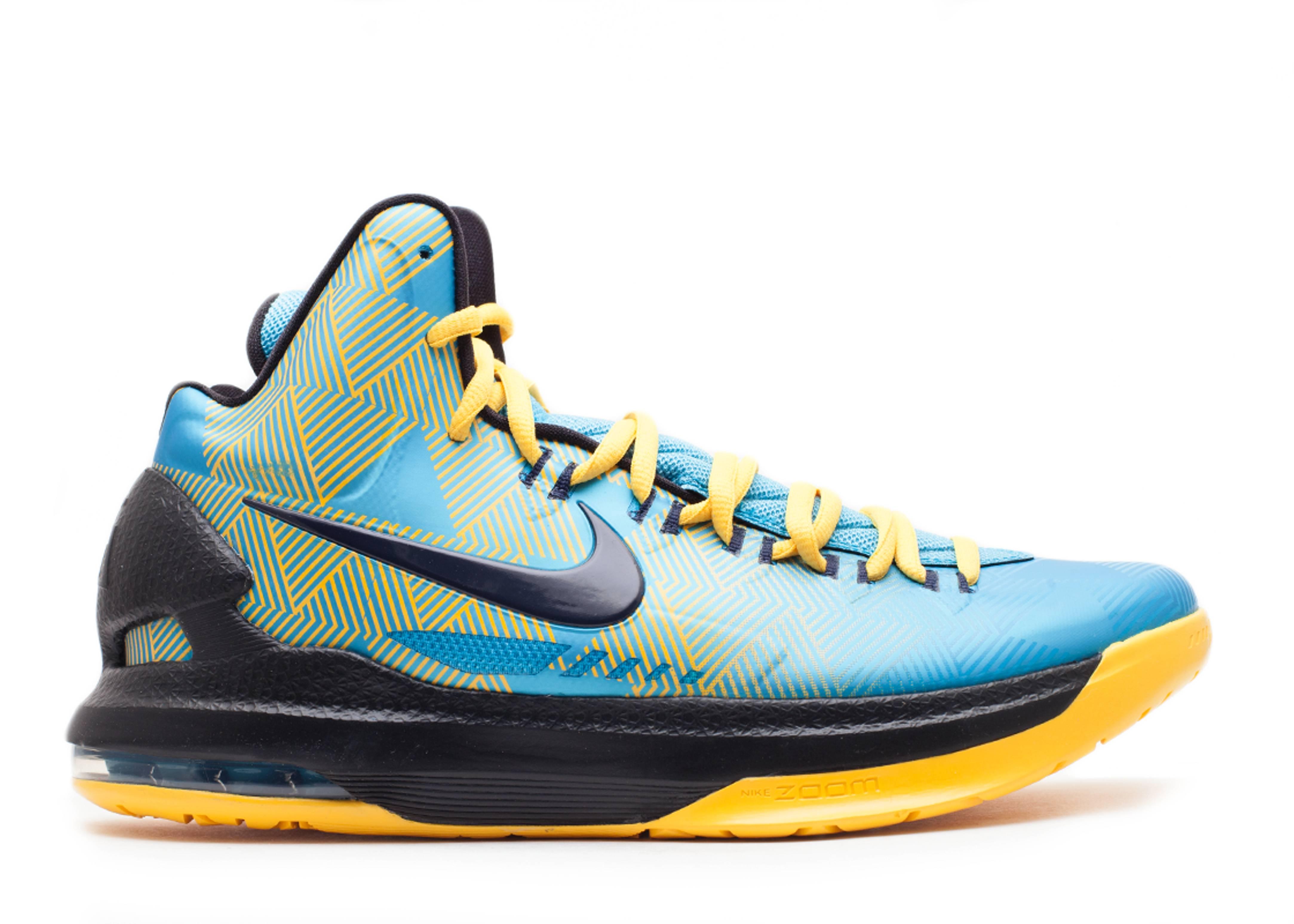 Kd 5 N7 - Nike - 599294 447 - dk trqs/blcknd bl-blck-vrsty m ...