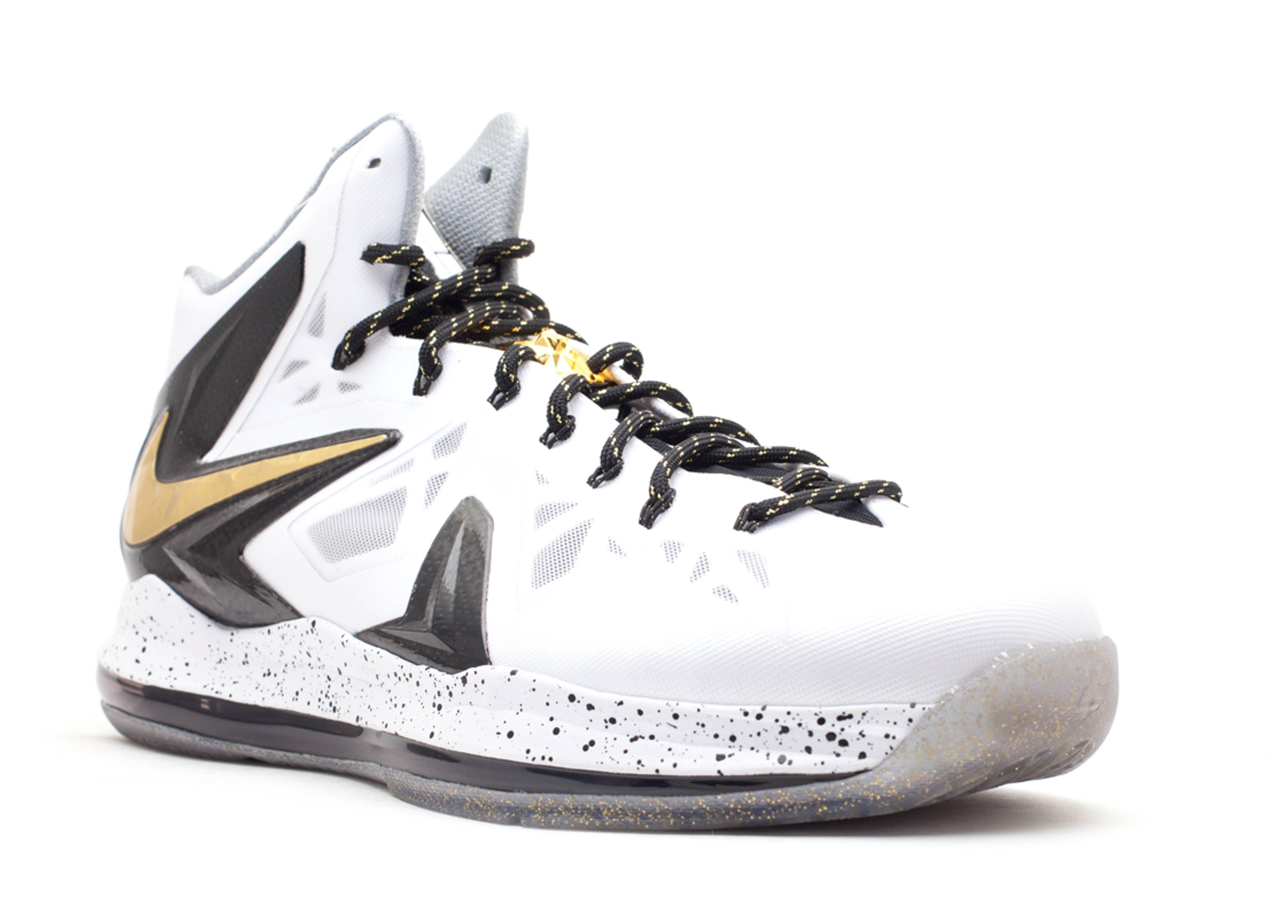 sports shoes 03af5 705bf ... lebron 10 p.s. elite+