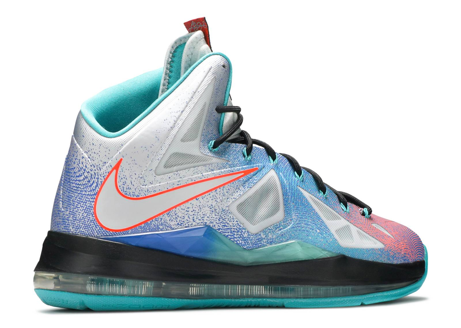 Ebay Men Lebron X Pure Platinum  16933706f3