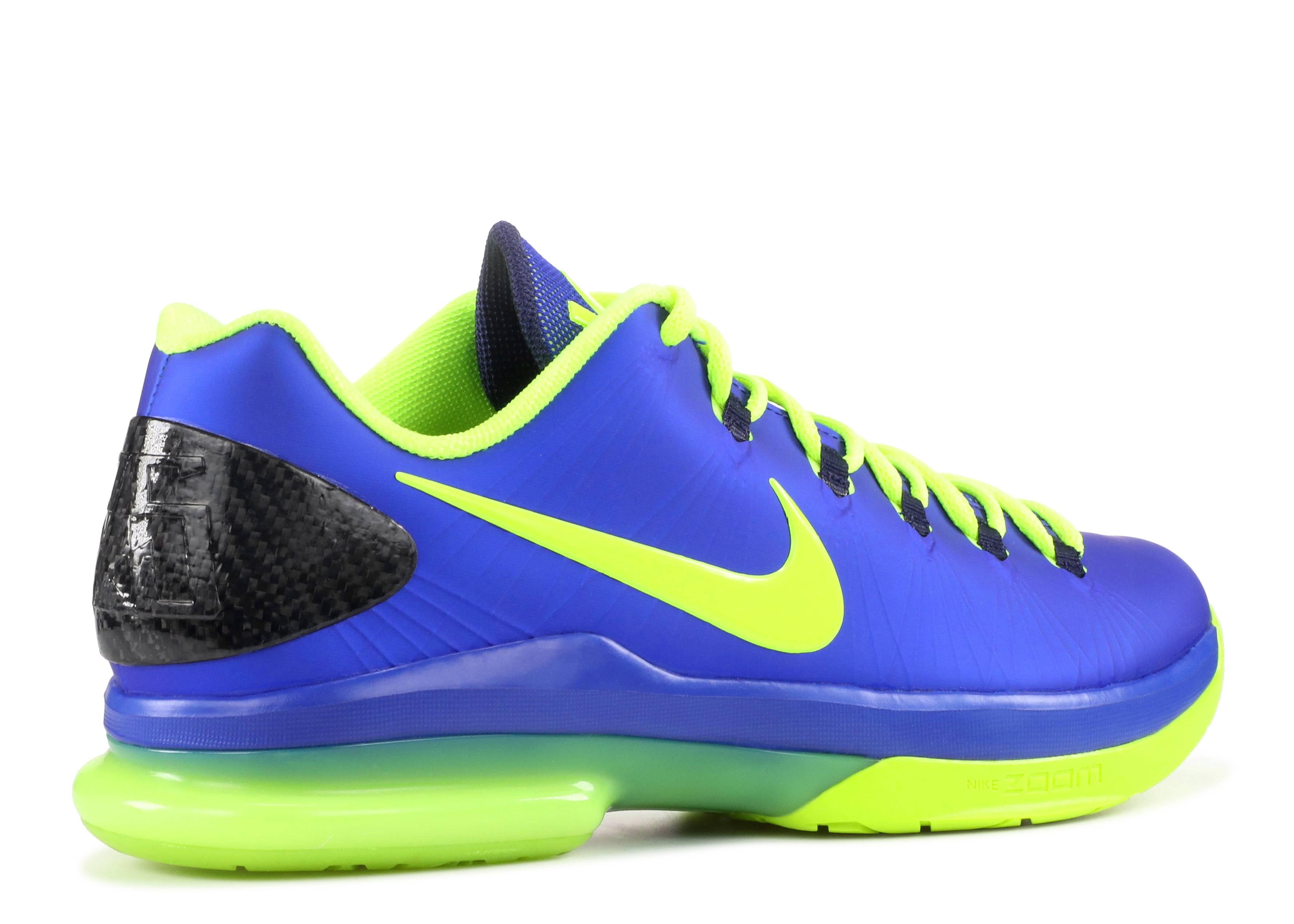 "Kd 5 Elite ""superhero"" - Nike - 585386 400 - hyper blue ..."