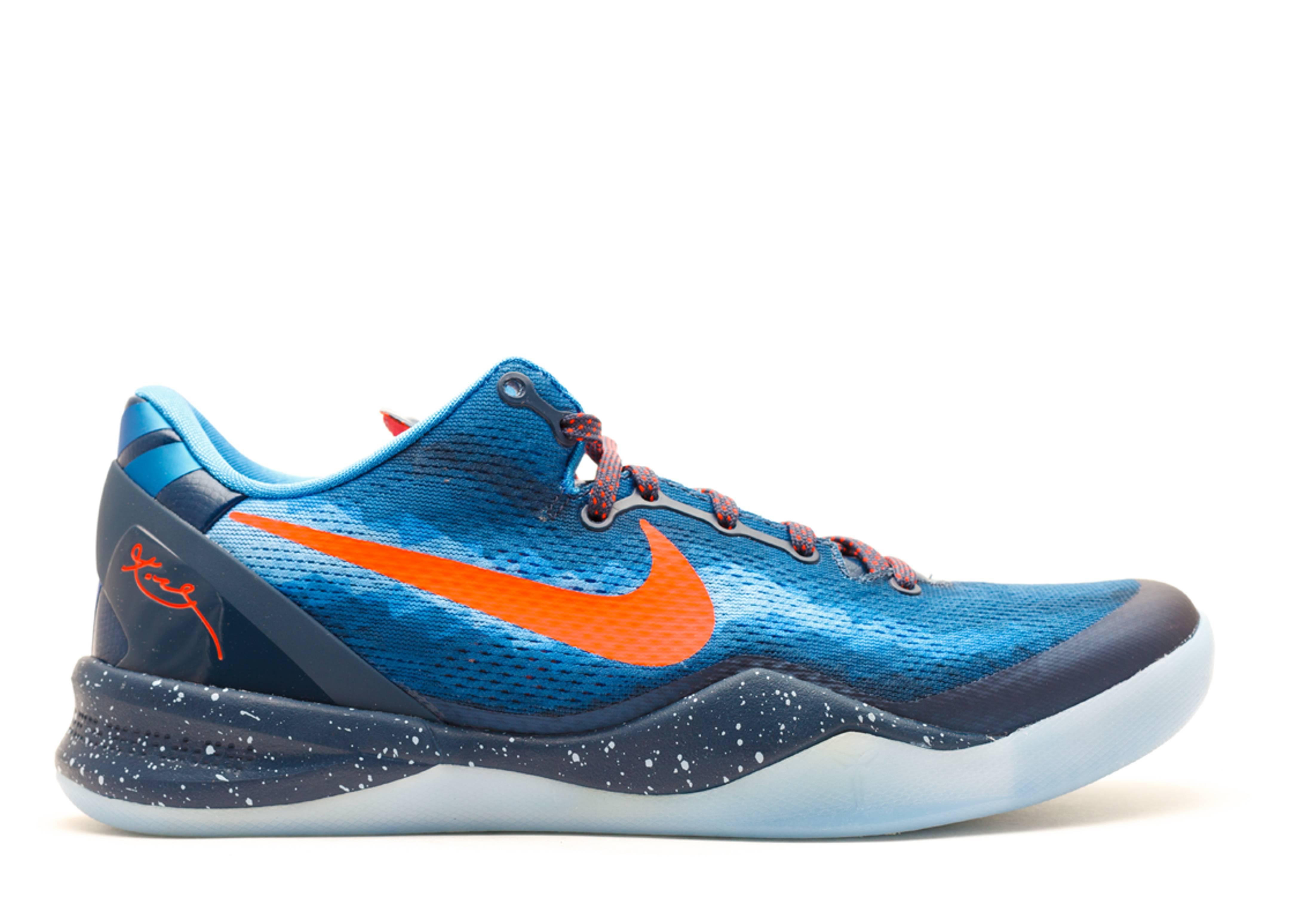 timeless design 1d0f1 6a826 Kobe 8 System - Nike - 555035 401 - blitz blue total crimson ...