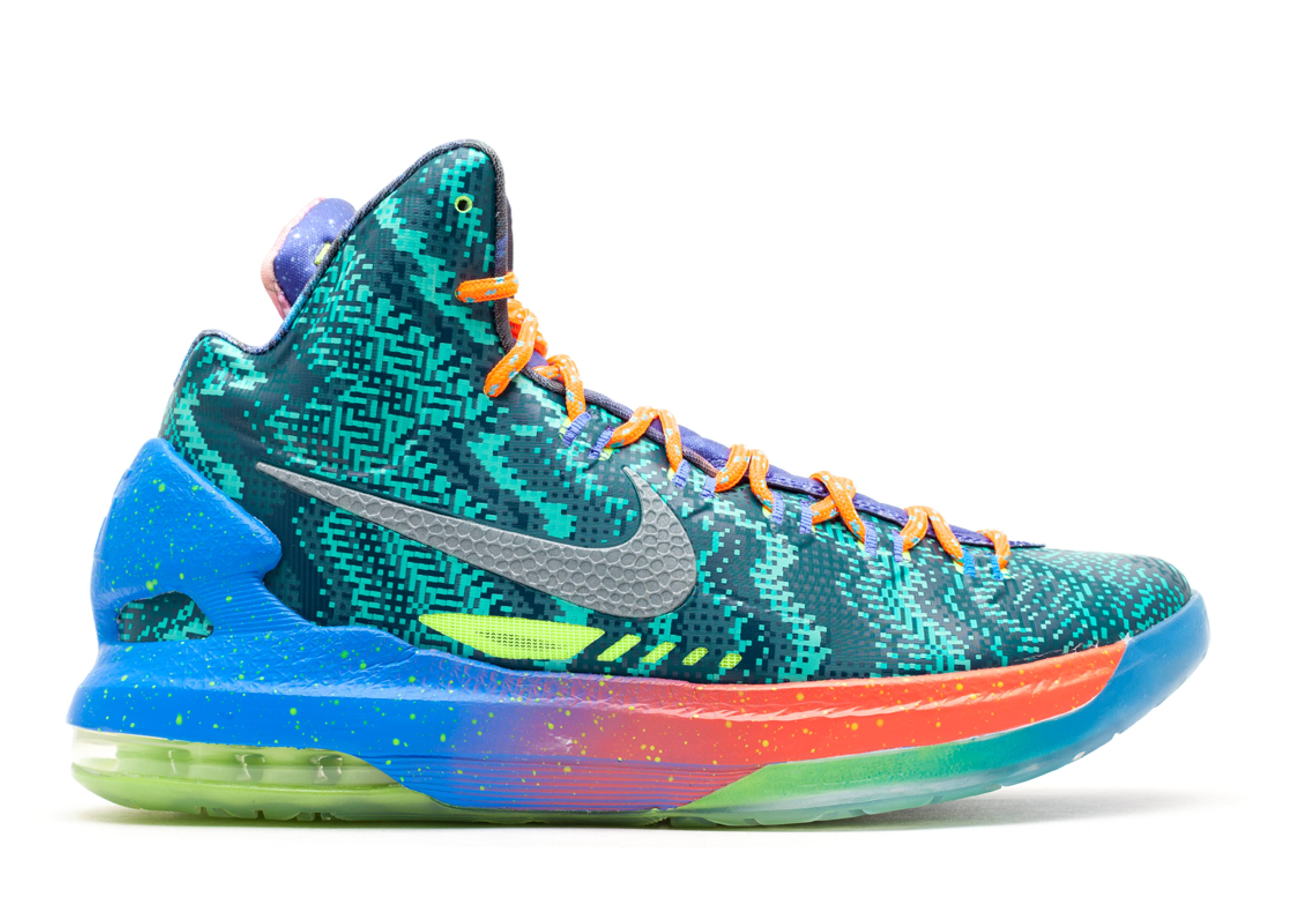 "kd 5 premium ""what the kd"""