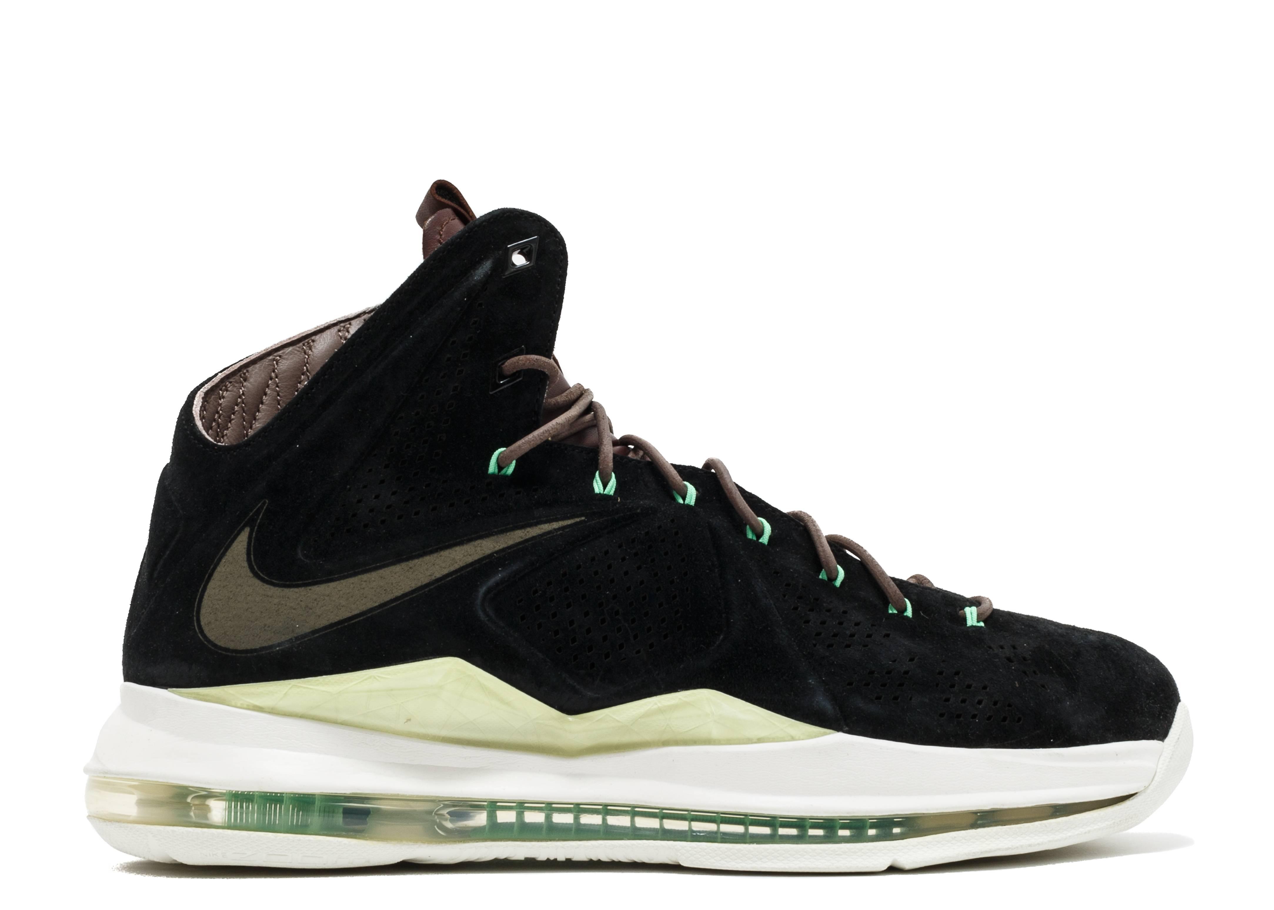 lebron 10 shoes size 6