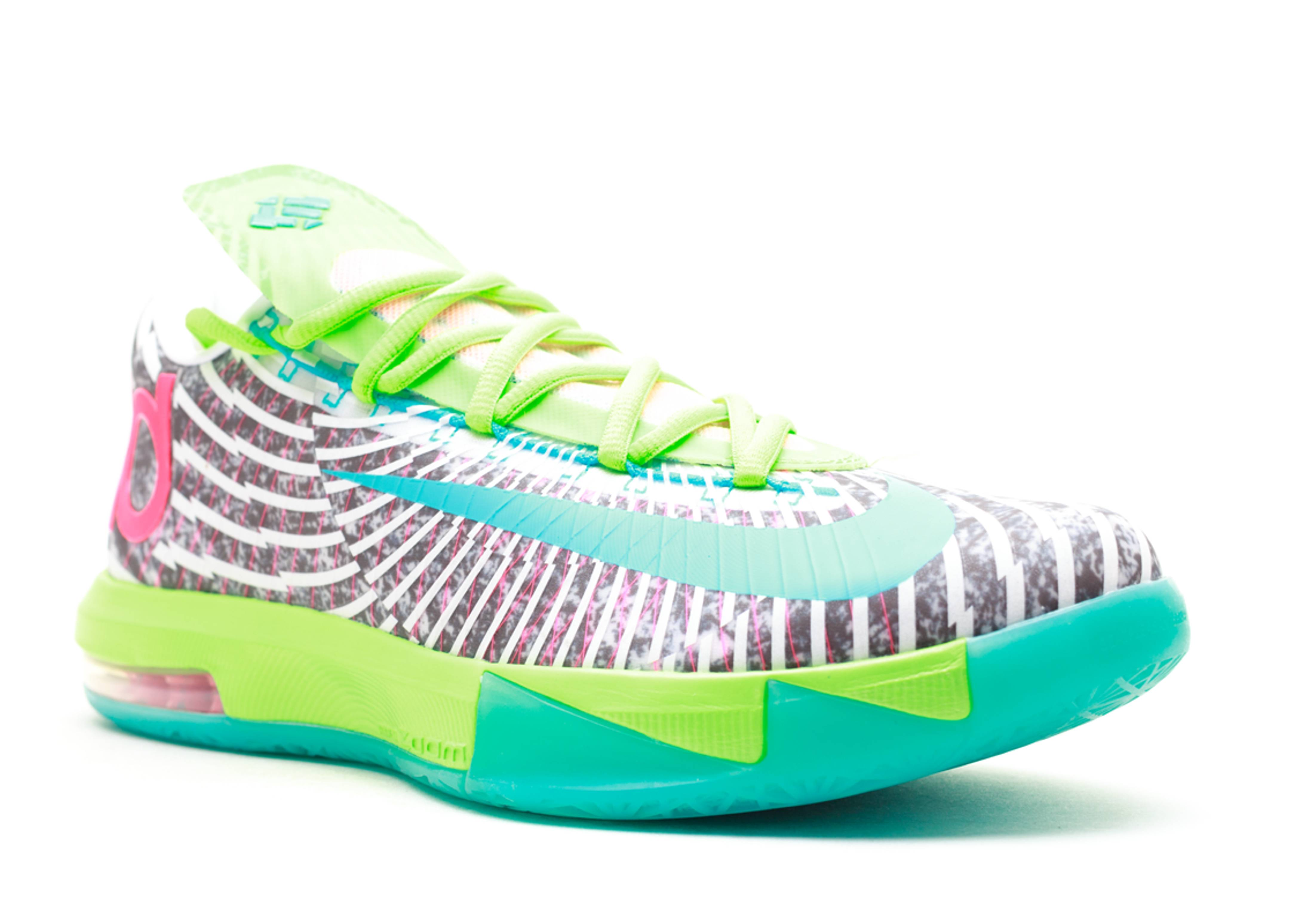 kd 6 supreme quotdc preheatquot nike 618216 400 gamma