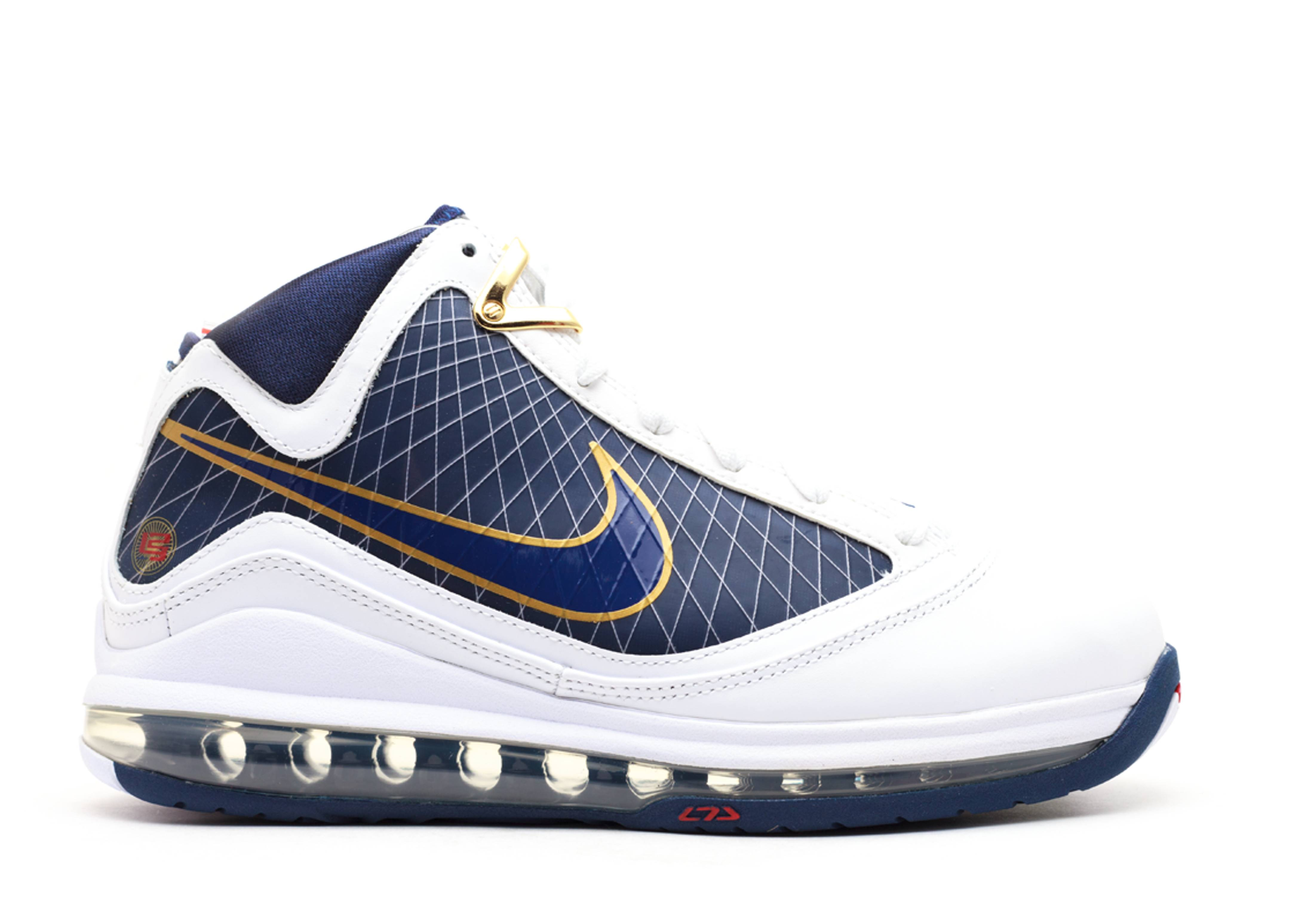 zoom lebron 7 (gs)