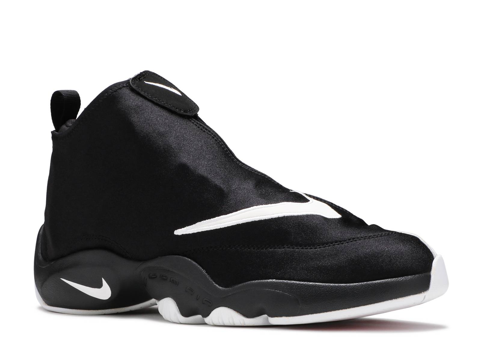 8adccdf2ba011 ... air zoom flight the glove gary payton nike 616772 001 black white  university red flight club