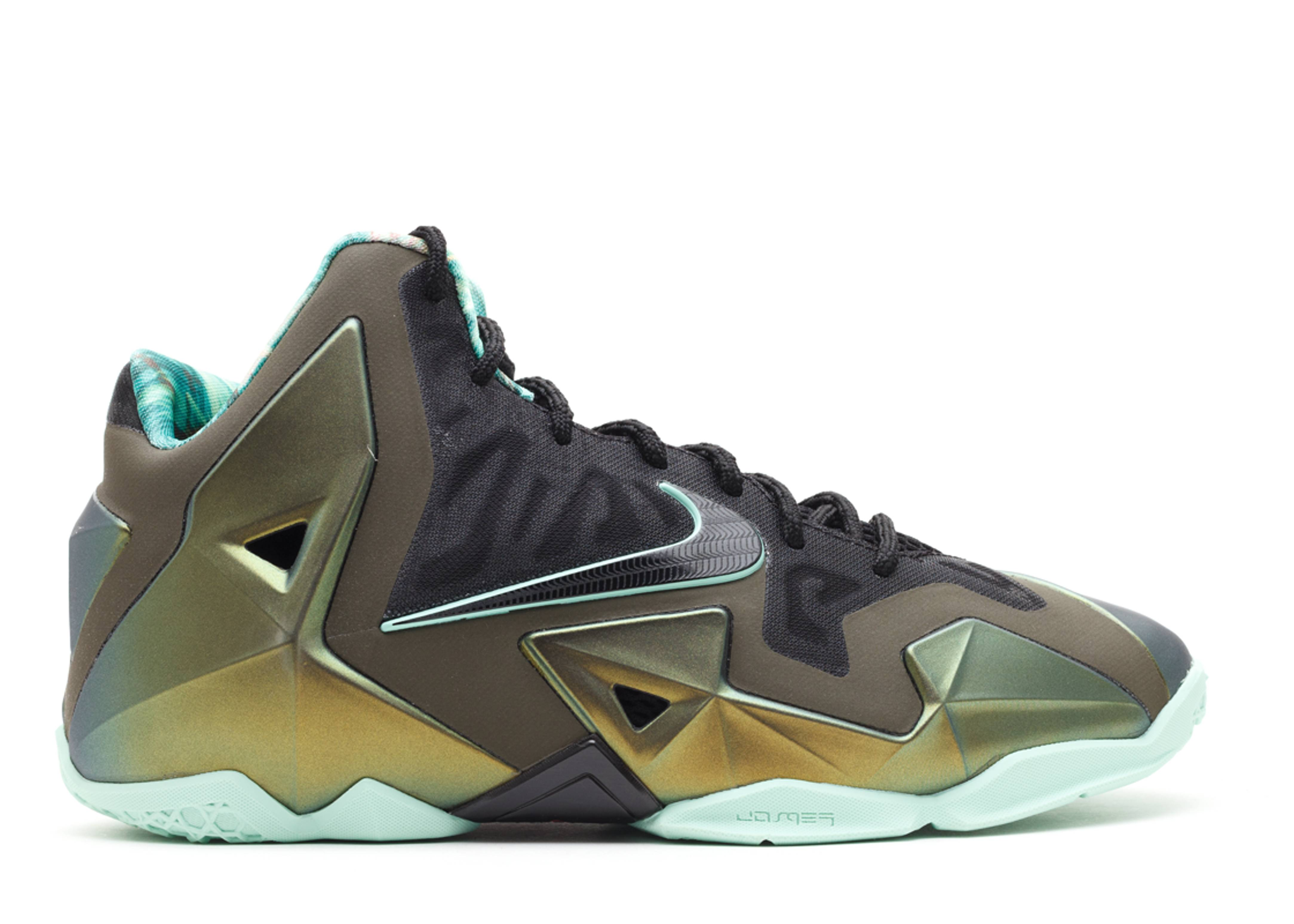 "lebron 11 (gs) ""king's pride"""