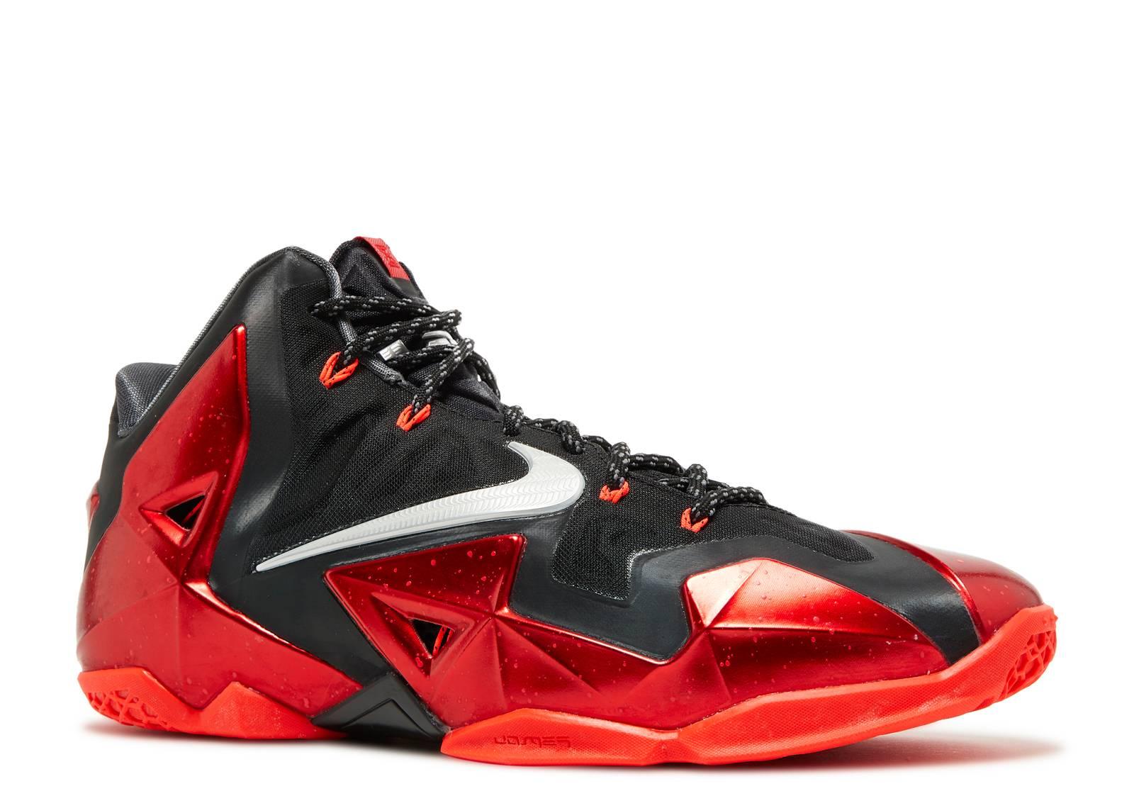 1e808e2d7f2 Nike Lebron 11 Miami Heat cheap jordan retro 13