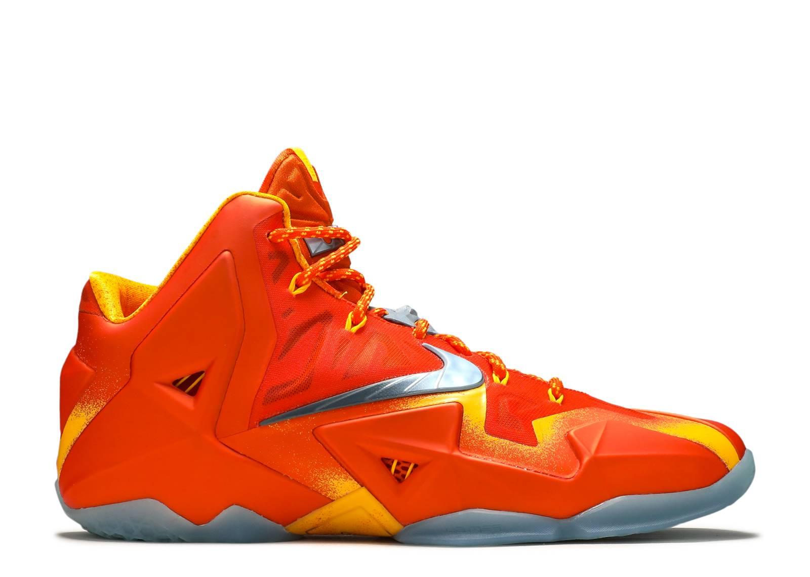"Lebron 11 Preheat ""forging Iron"" - Nike - 626376 800 ..."