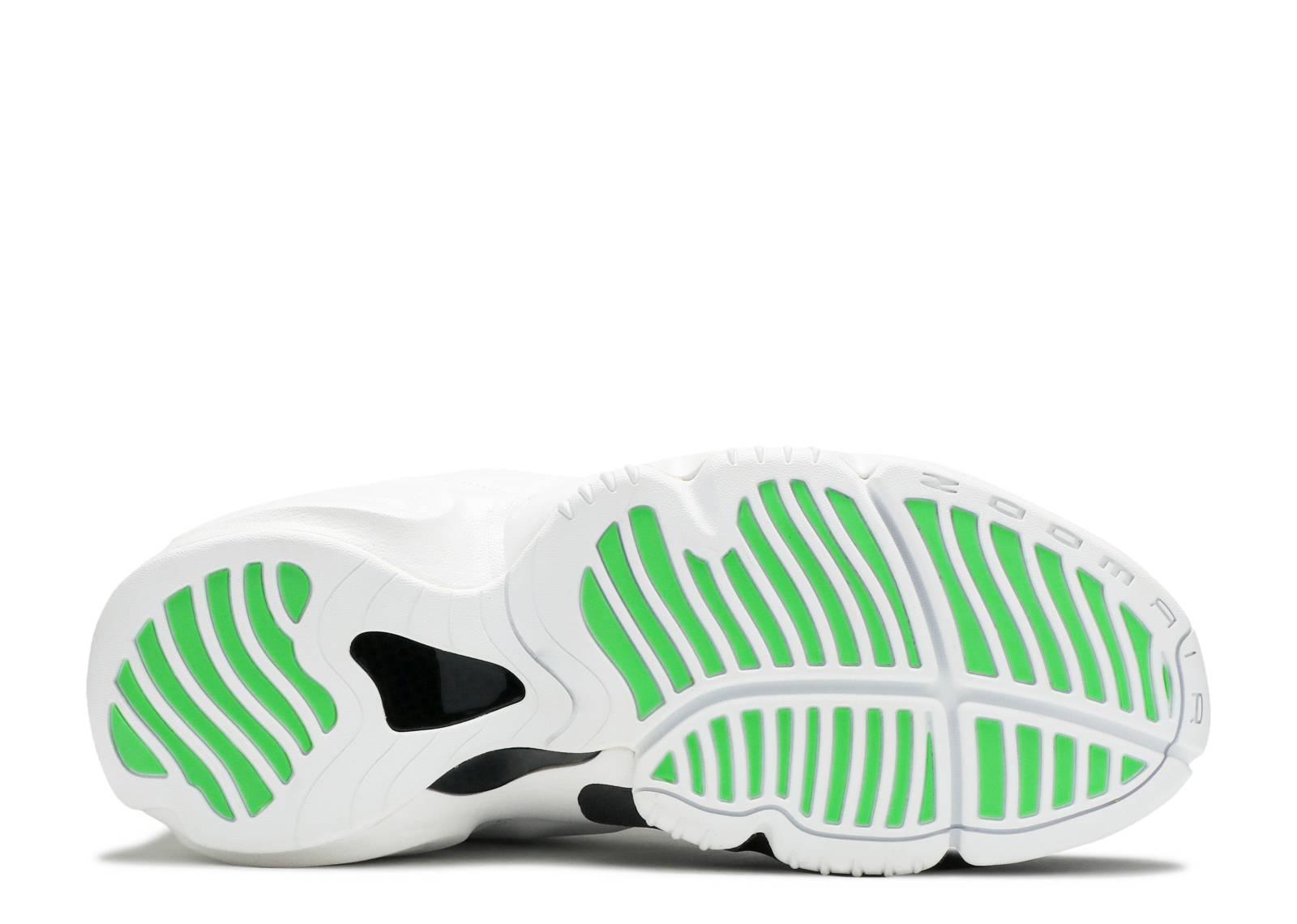 Air Zoom Flight The Glove Sl - Nike - 616773 100 - white/black-poison green  | Flight Club
