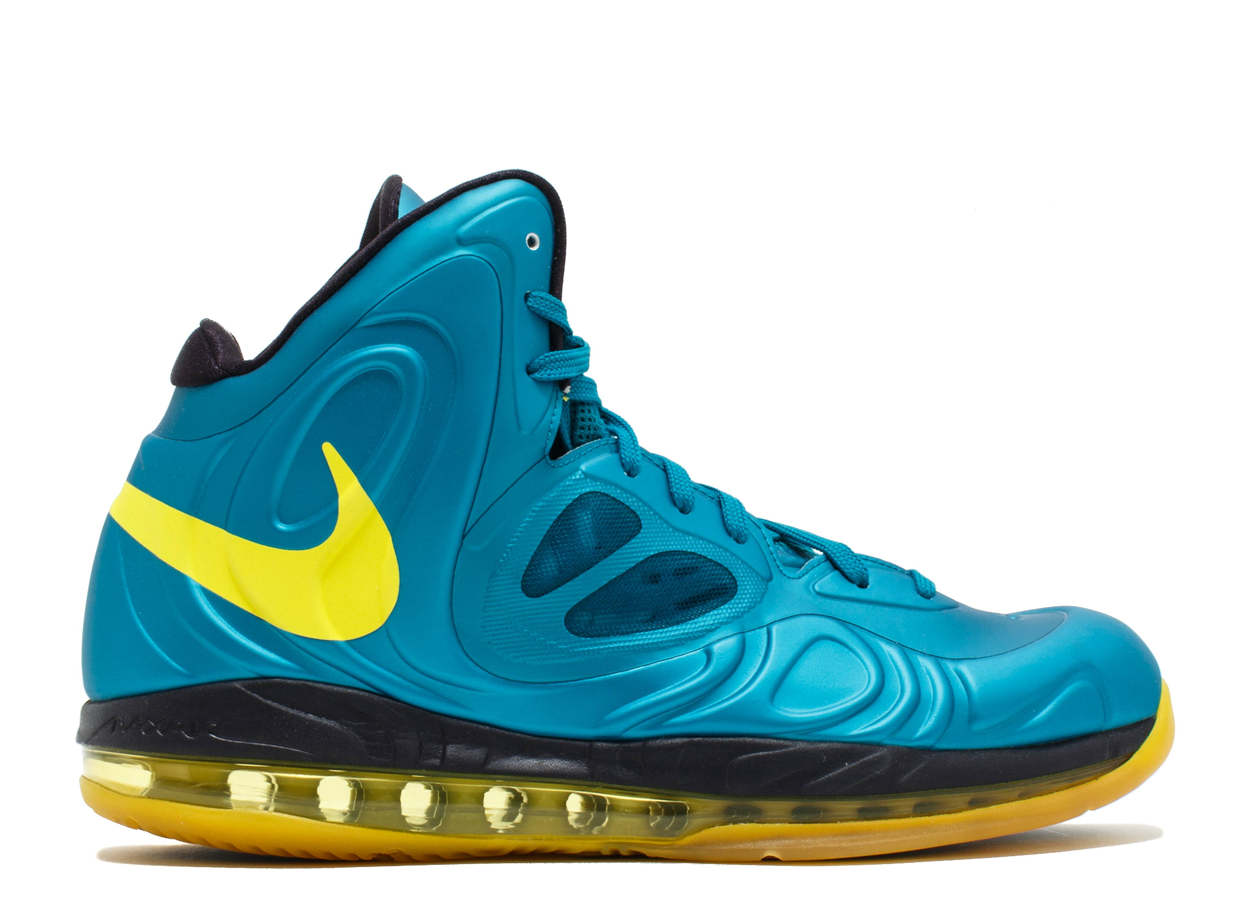 403a359ef8f Air Max Hyperposite - Nike - 524862 303 - tropical teal snc yllw ...