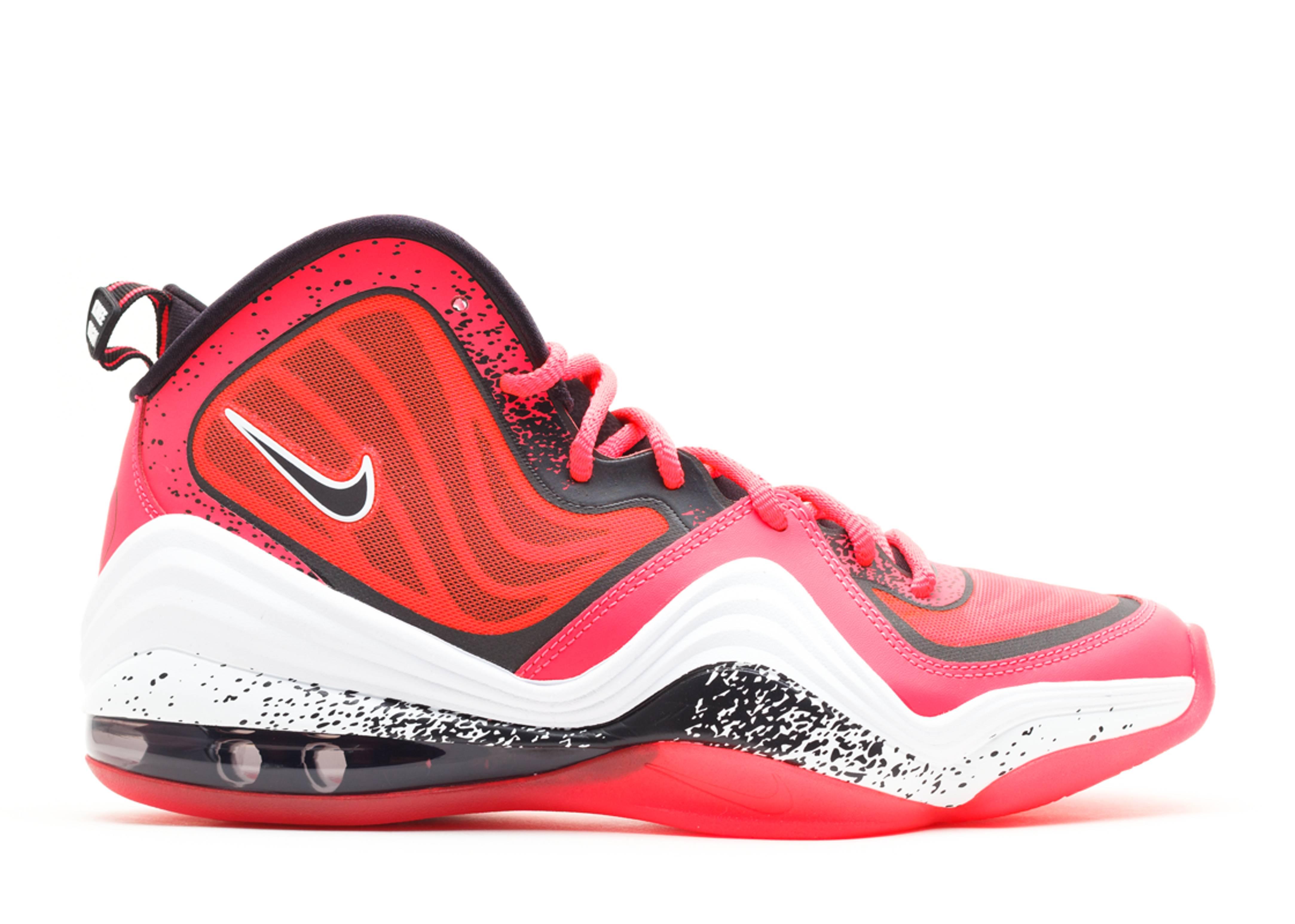 brand new a12c5 d4e79 Air Penny 5 Lil - Nike - 628570 601 - atomic red black-white   Flight Club