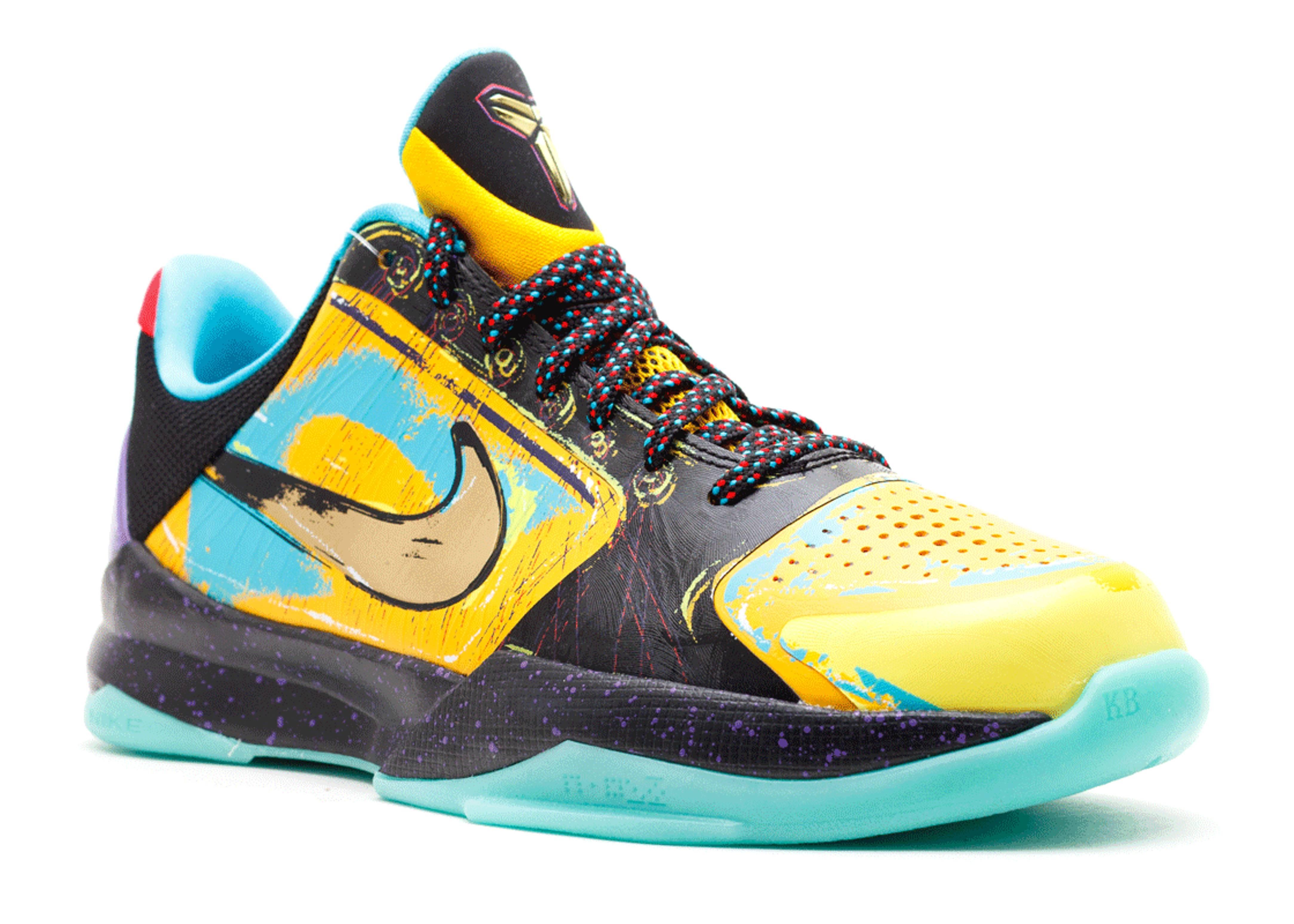 Happy Birthday Mamba The Kobe Bryant adidas And Nike