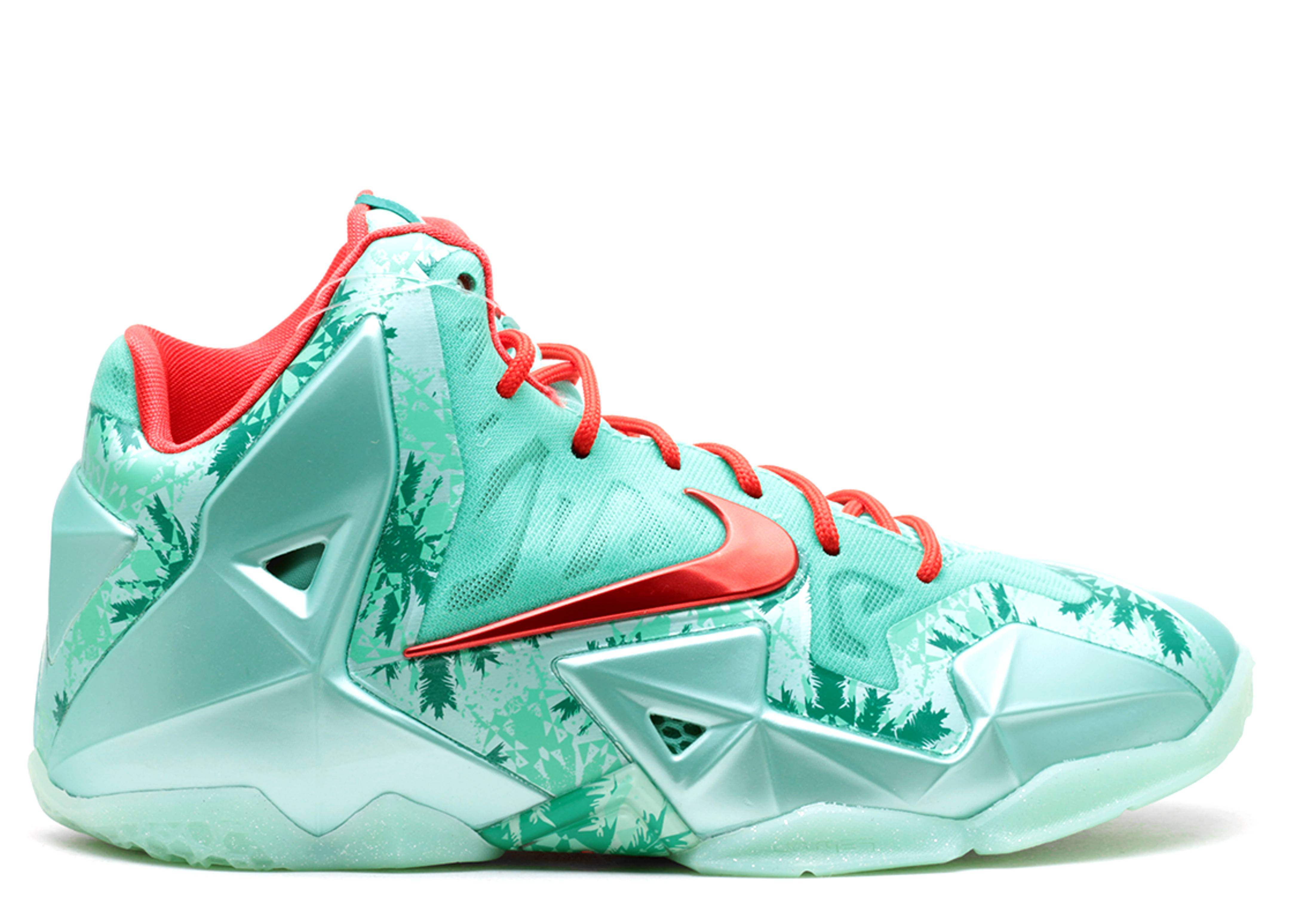 "lebron 11 (gs) ""christmas"""
