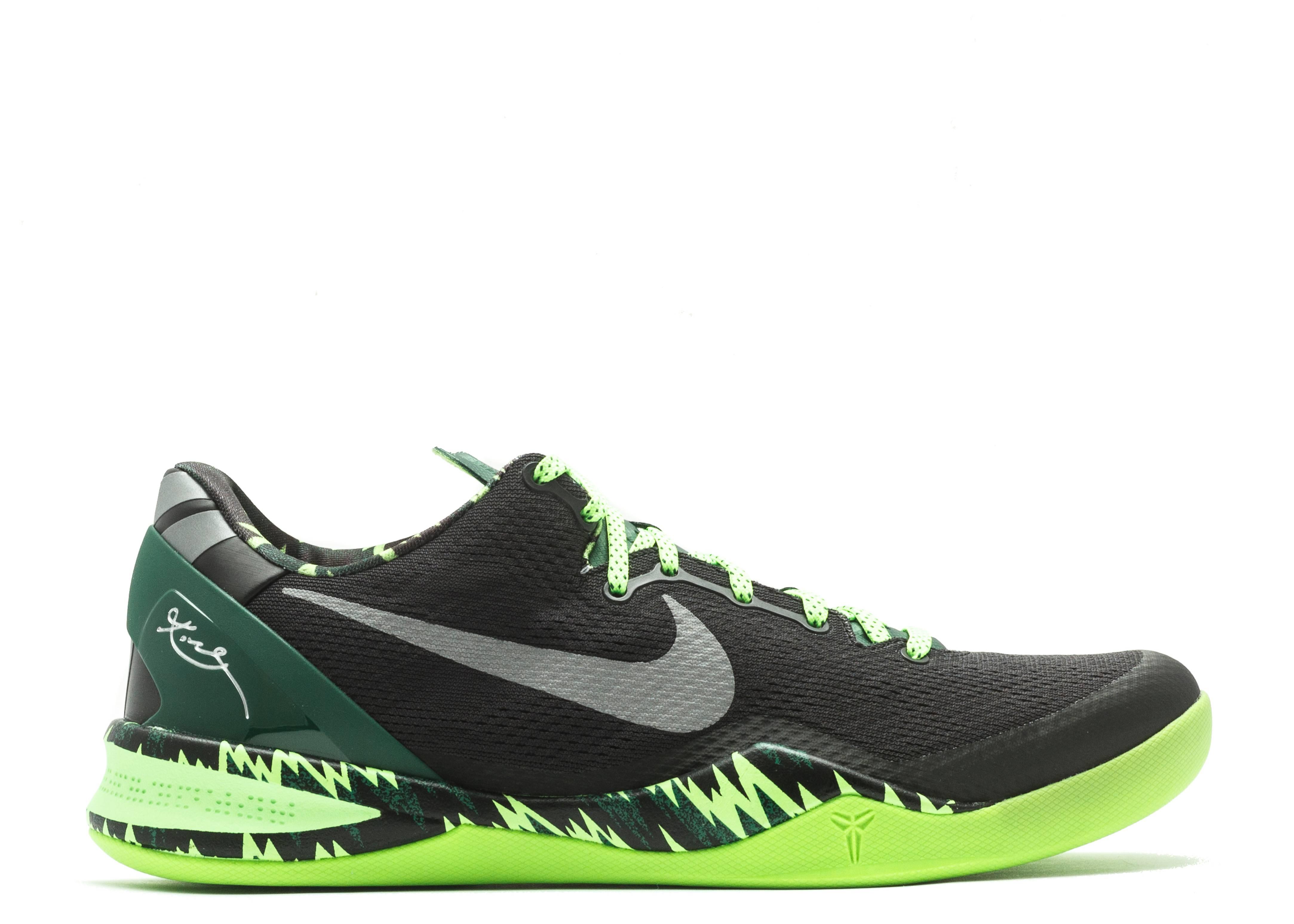 7cbf1fbd35ae Kobe 8 System Pp - Nike - 613959 003 - black gorge green-mtllc ...