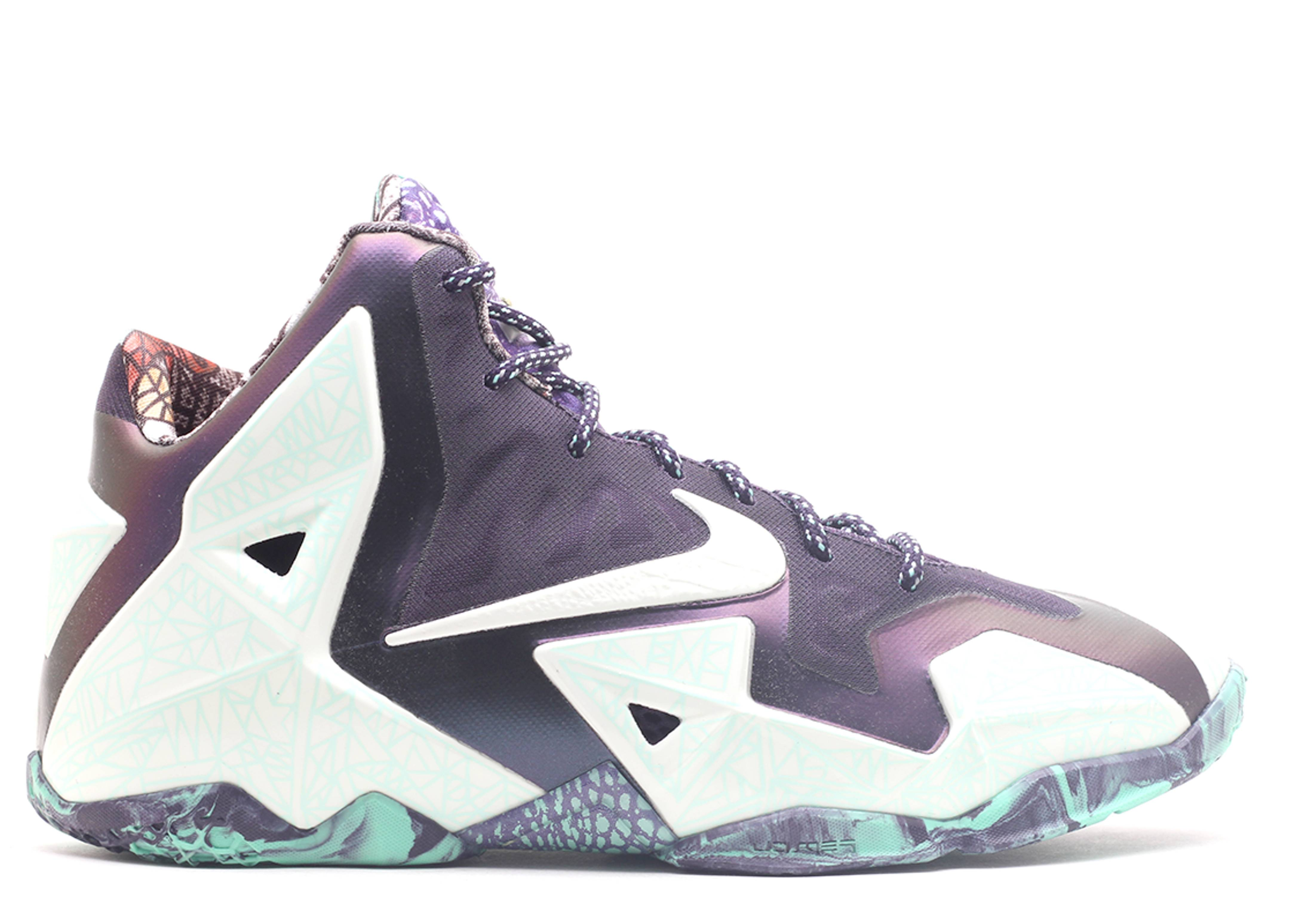 "lebron 11 (gs) ""gumbo league"""