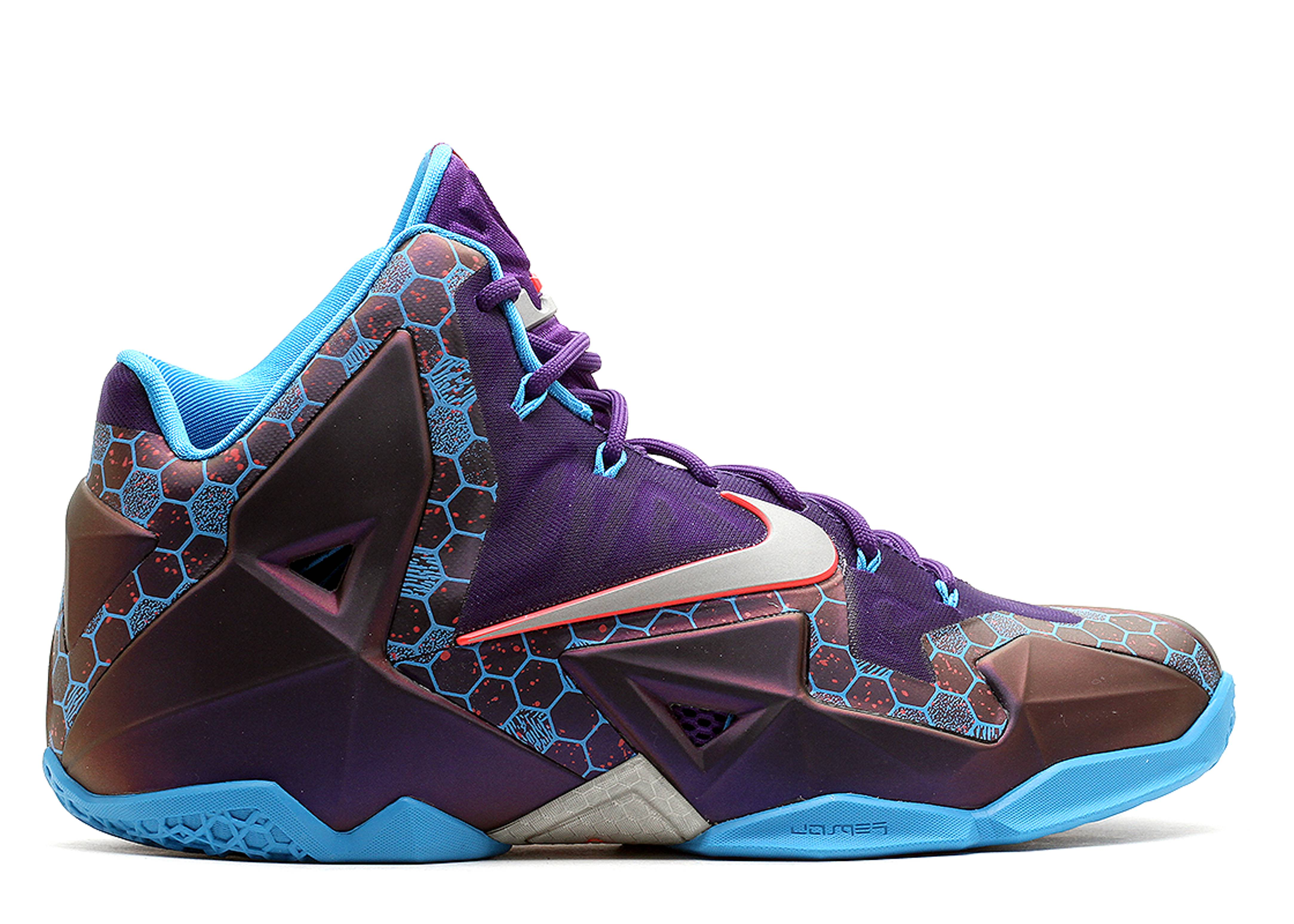 "Summit Lake Hornet"" Lebron 11 W/ On-feet Review - YouTube"