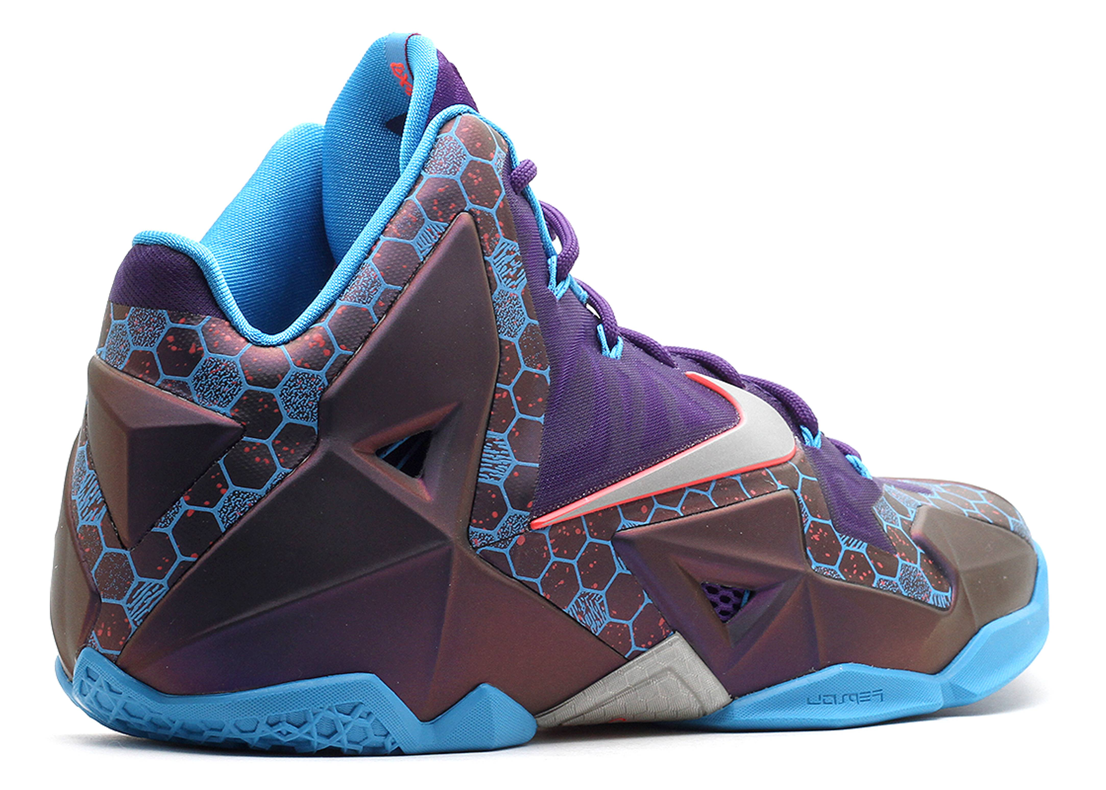 "Hornets"" Nike LeBron 11 - TheShoeGame.com - Sneakers & Information"