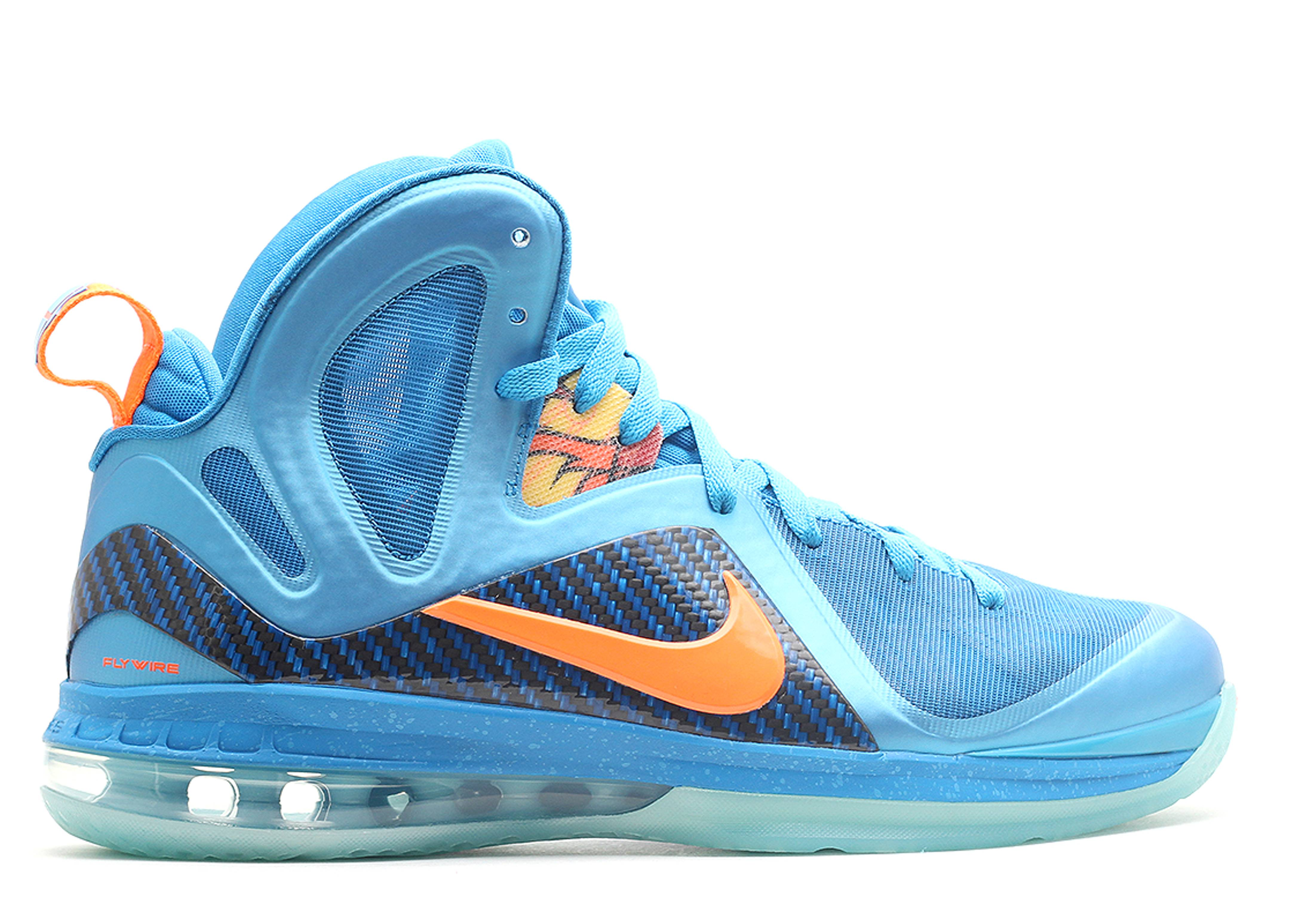 "lebron 9 p.s. elite PE ""china"""